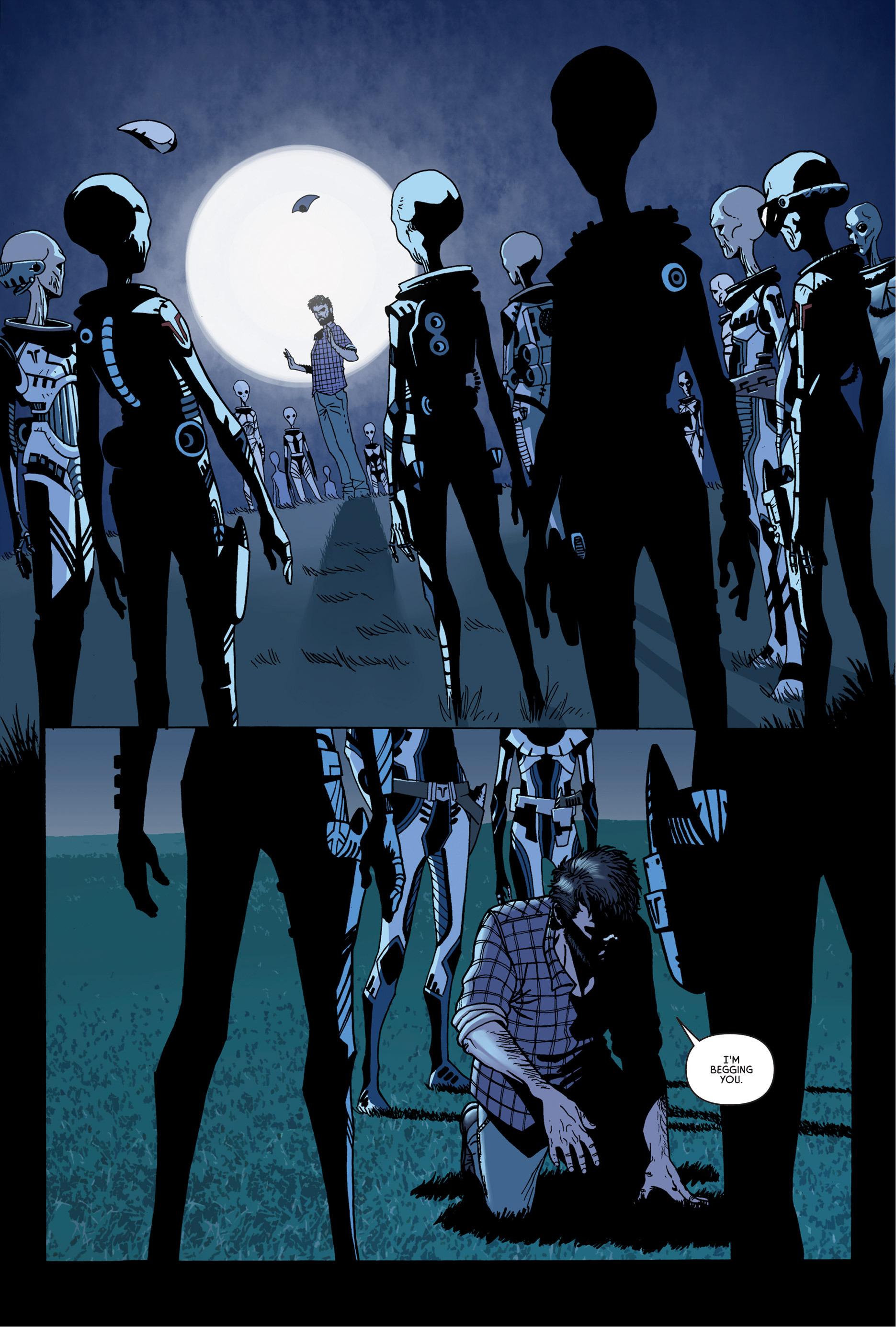Read online Trespasser comic -  Issue #4 - 11
