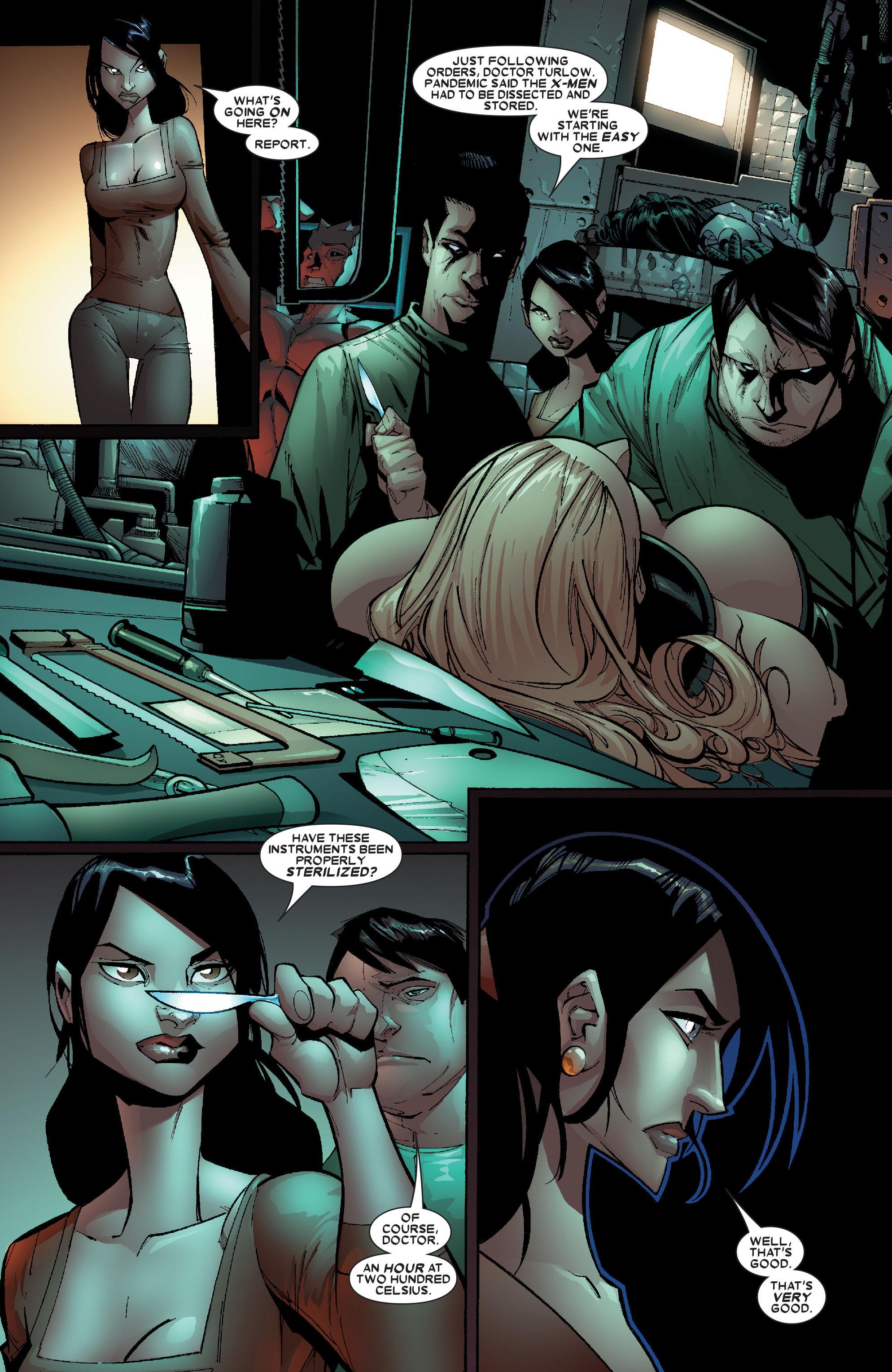 X-Men (1991) 196 Page 7