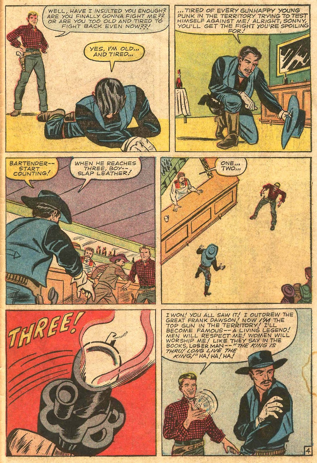 The Rawhide Kid (1955) issue 41 - Page 31