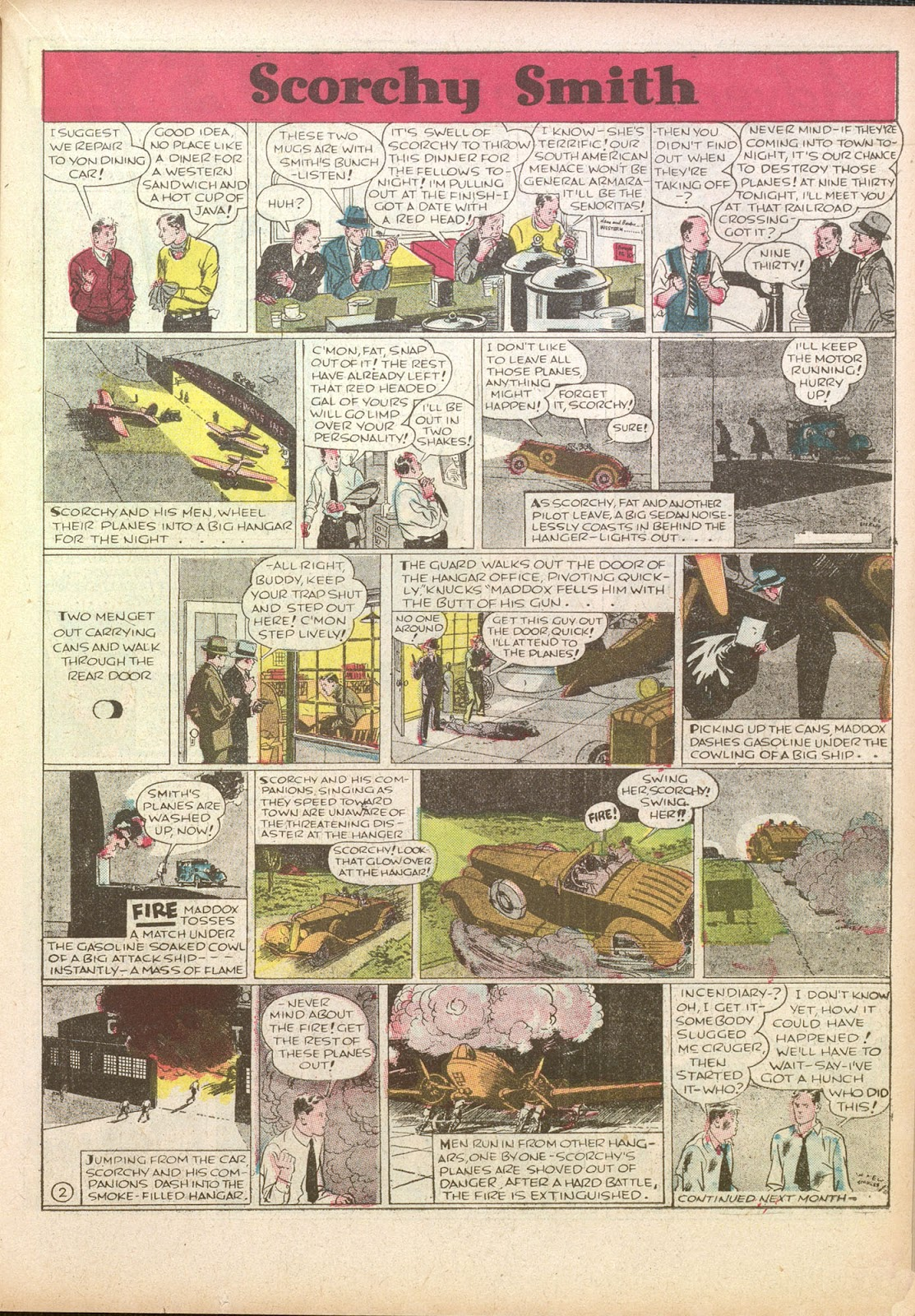 Read online Famous Funnies comic -  Issue #35 - 25