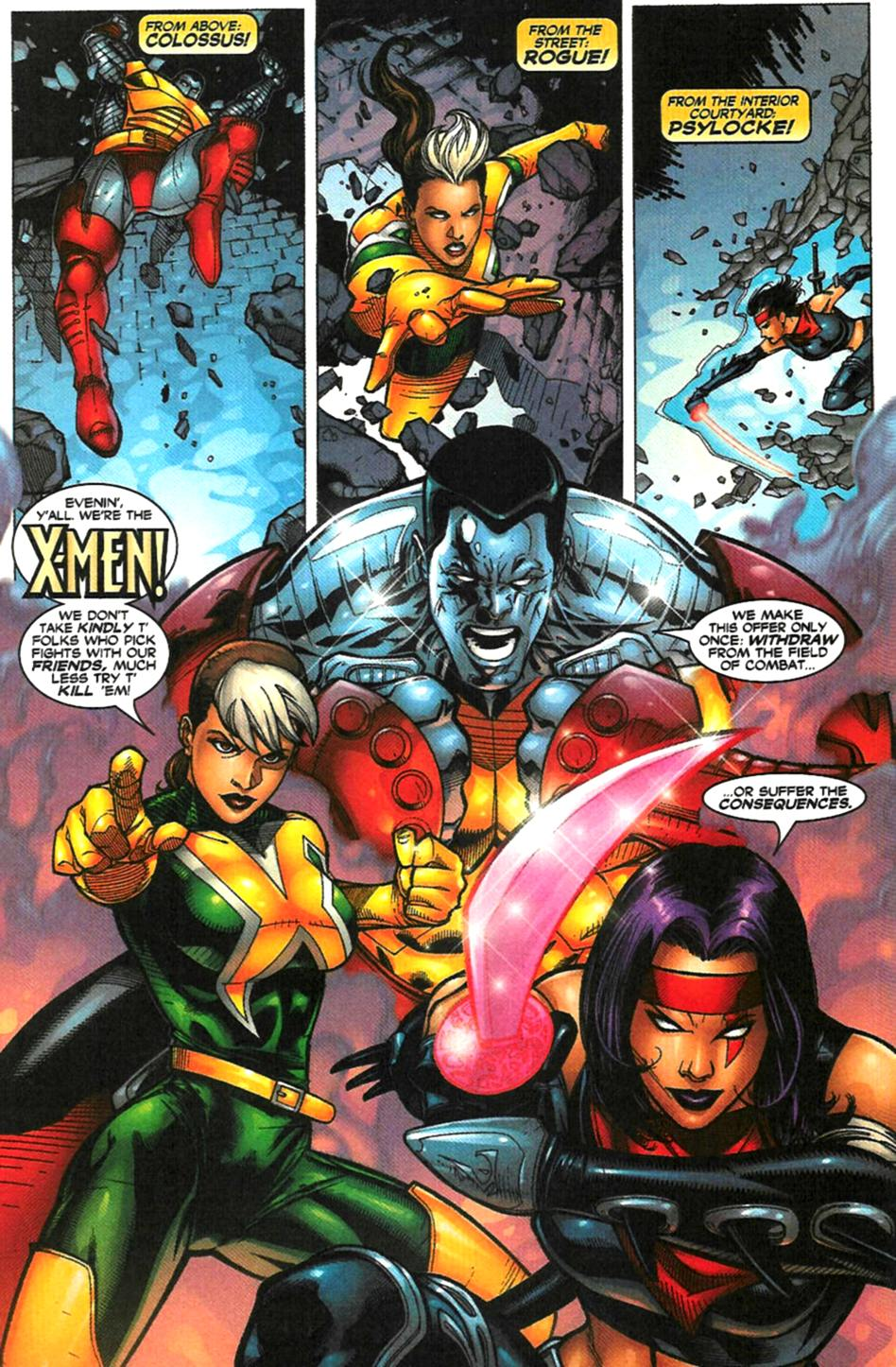 X-Men (1991) 102 Page 10