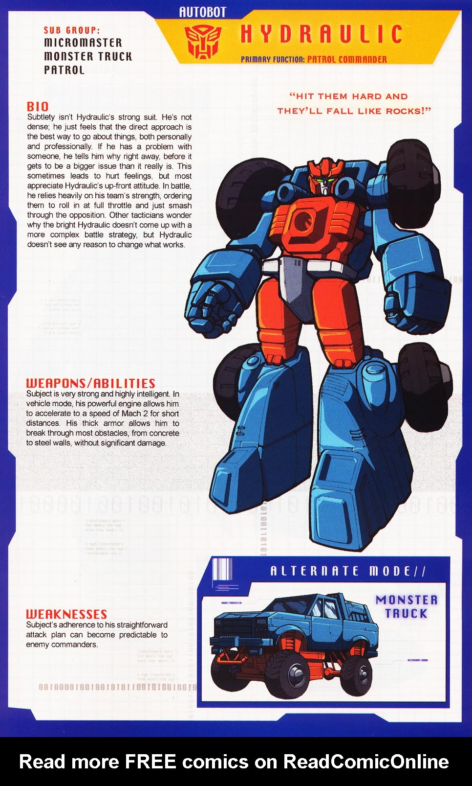 Read online Transformers: More than Meets the Eye comic -  Issue #3 - 35