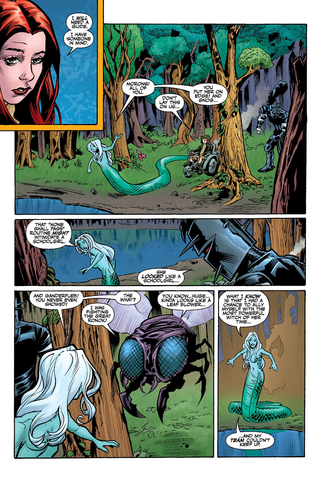Read online Buffy the Vampire Slayer: Willow comic -  Issue # Full - 20