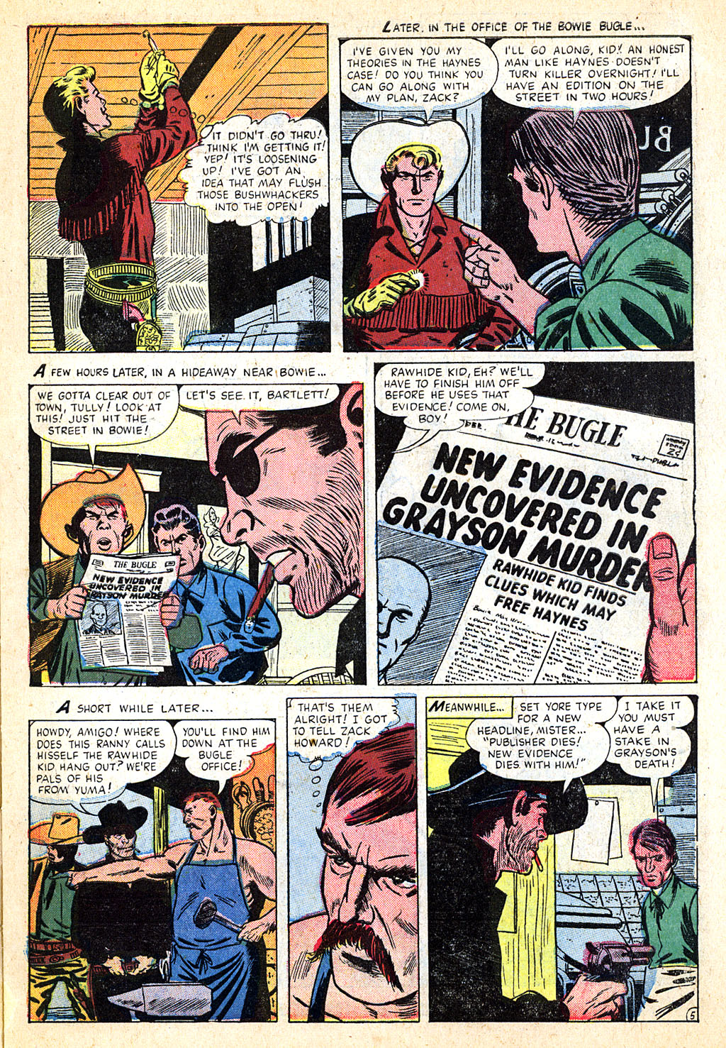 The Rawhide Kid (1955) issue 4 - Page 7