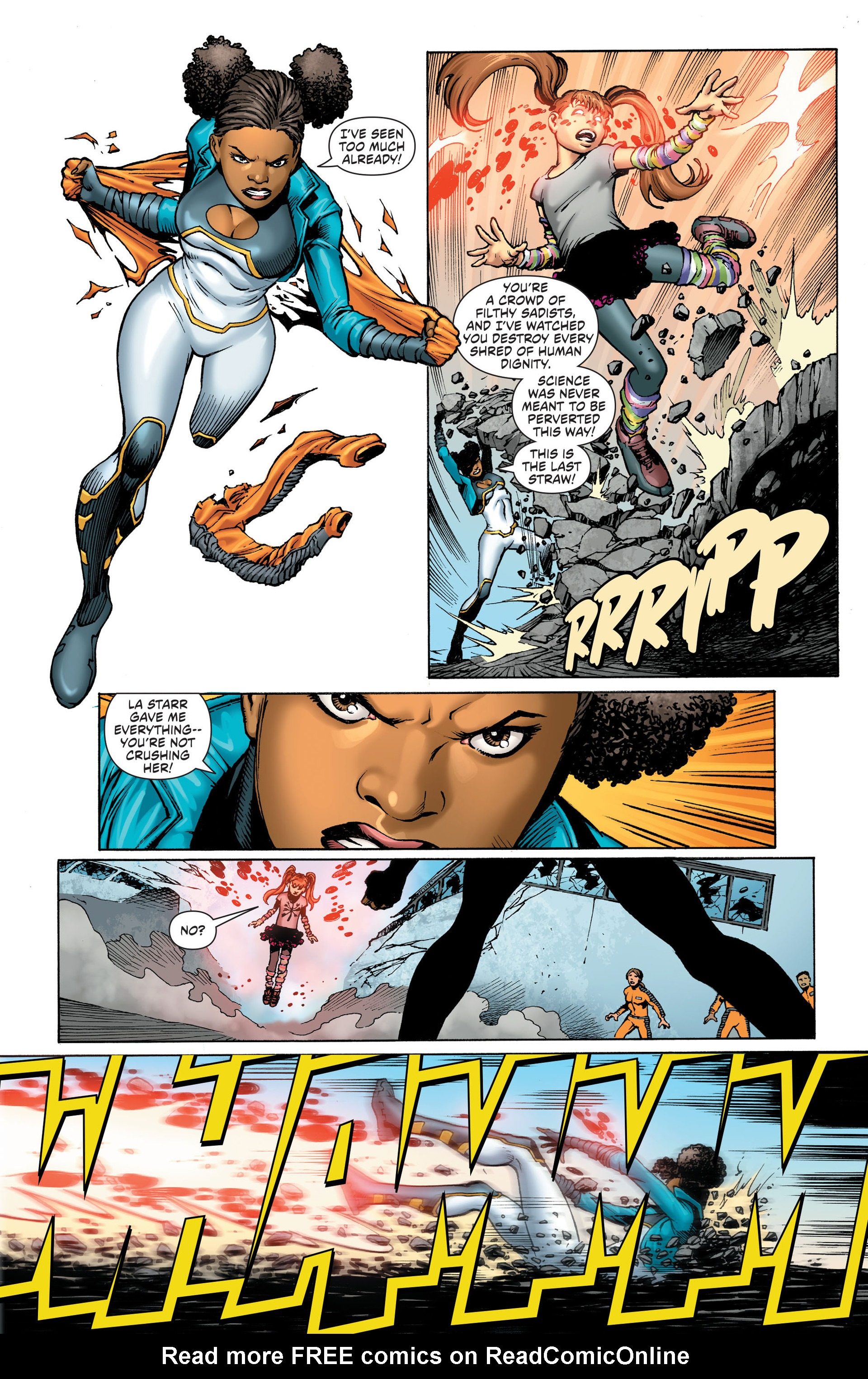Read online Worlds' Finest: Futures End comic -  Issue # Full - 18