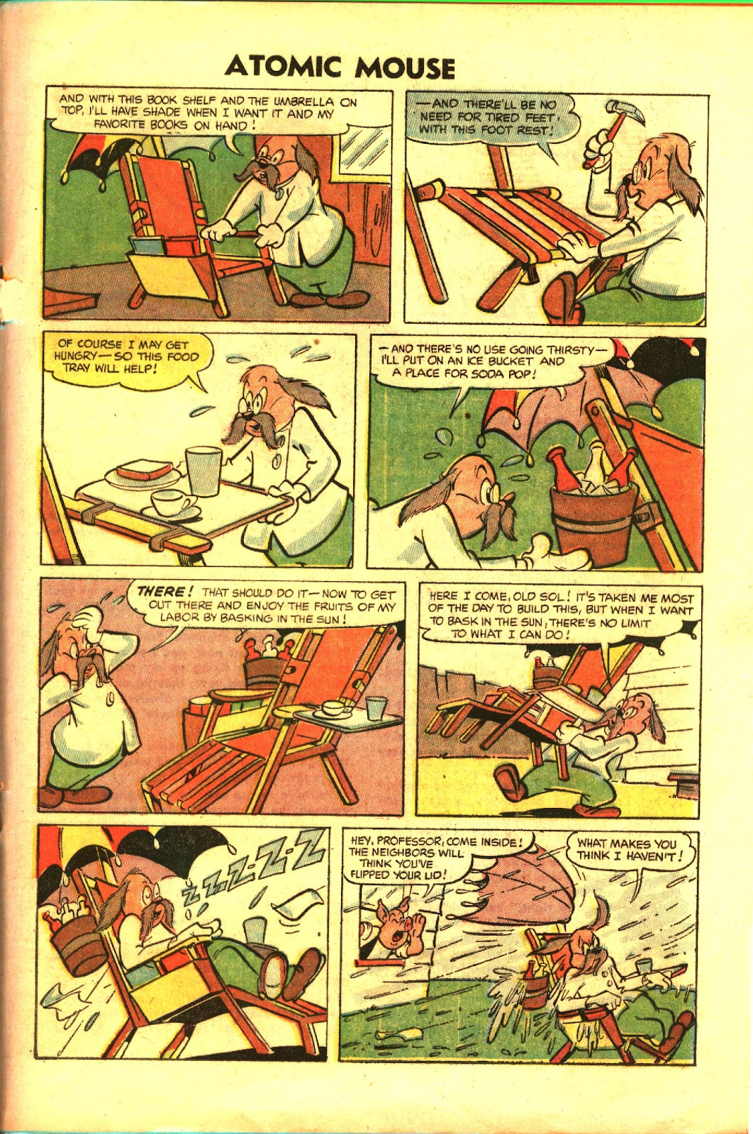 Atomic Mouse issue 8 - Page 19