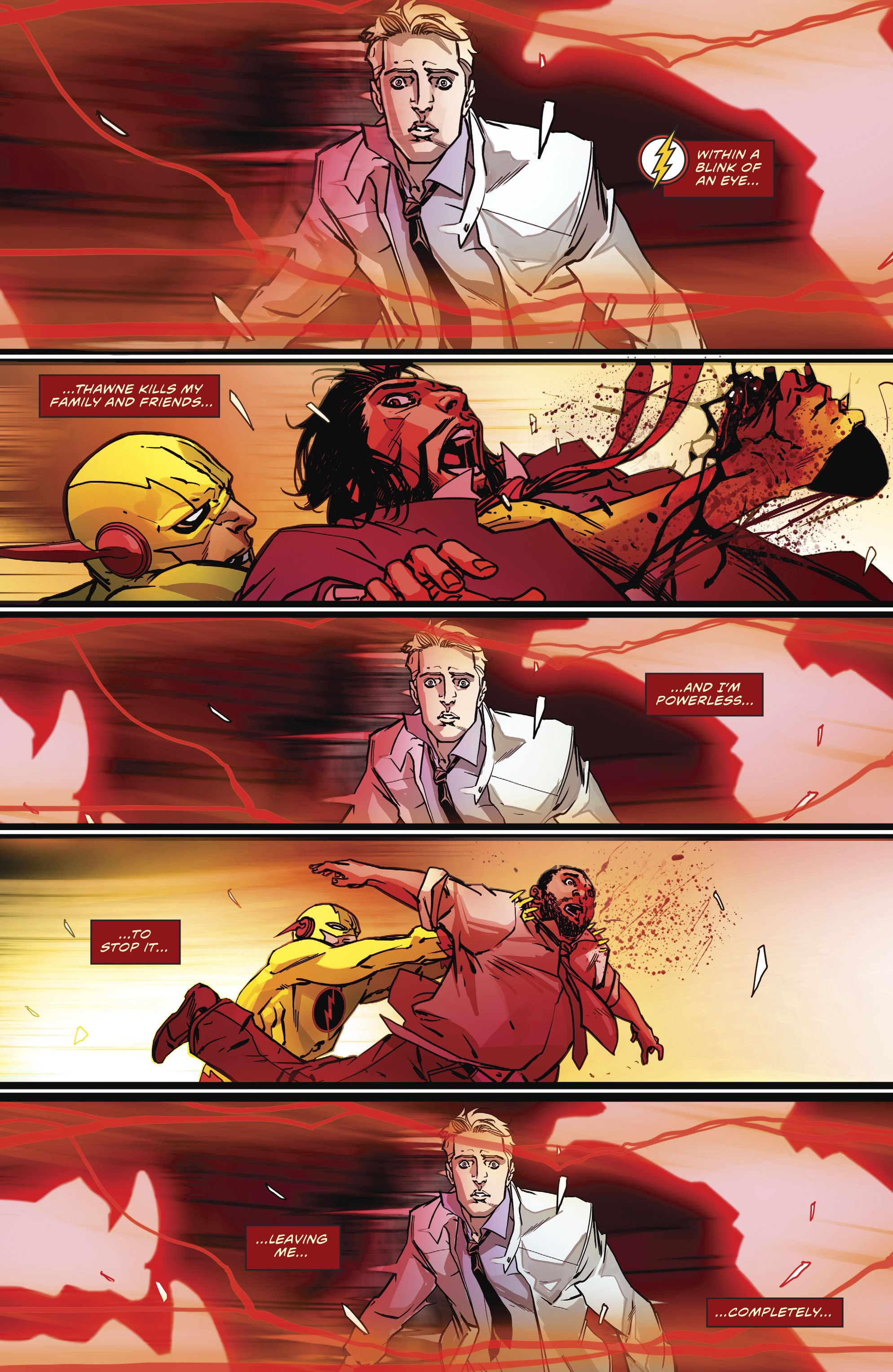 Read online The Flash (2016) comic -  Issue #23 - 9