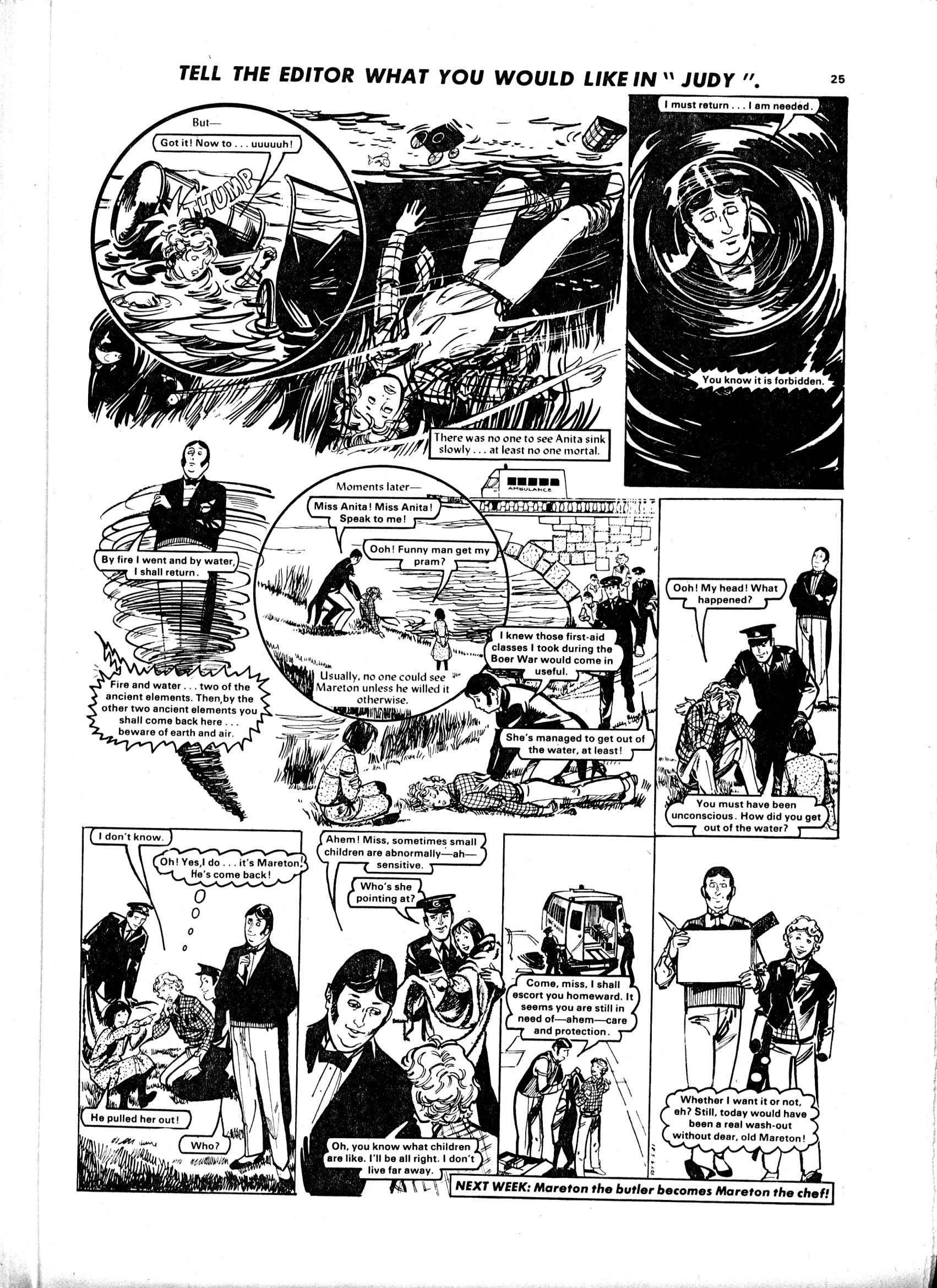Read online Judy comic -  Issue #1113 - 25