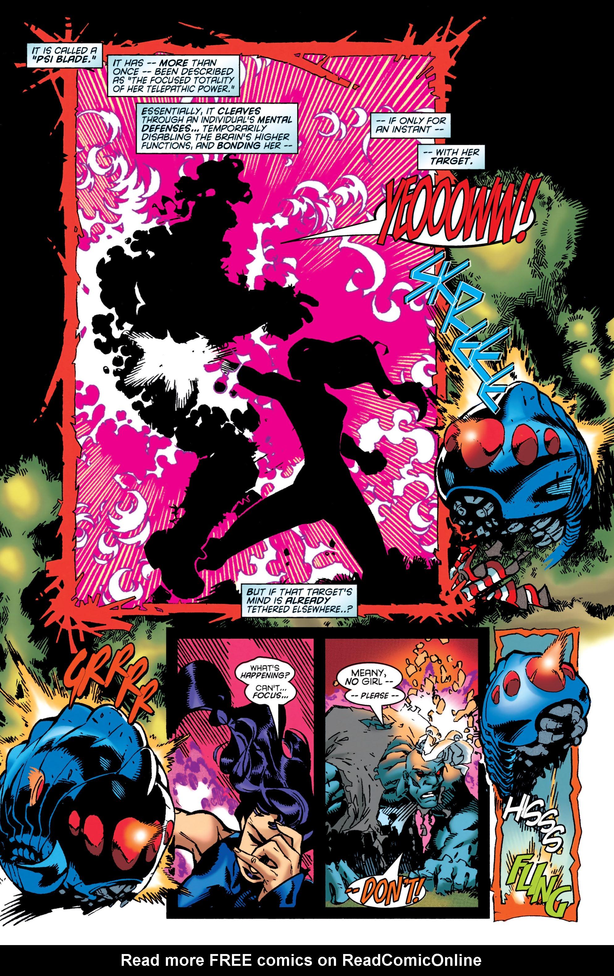 Read online Uncanny X-Men (1963) comic -  Issue #349 - 16