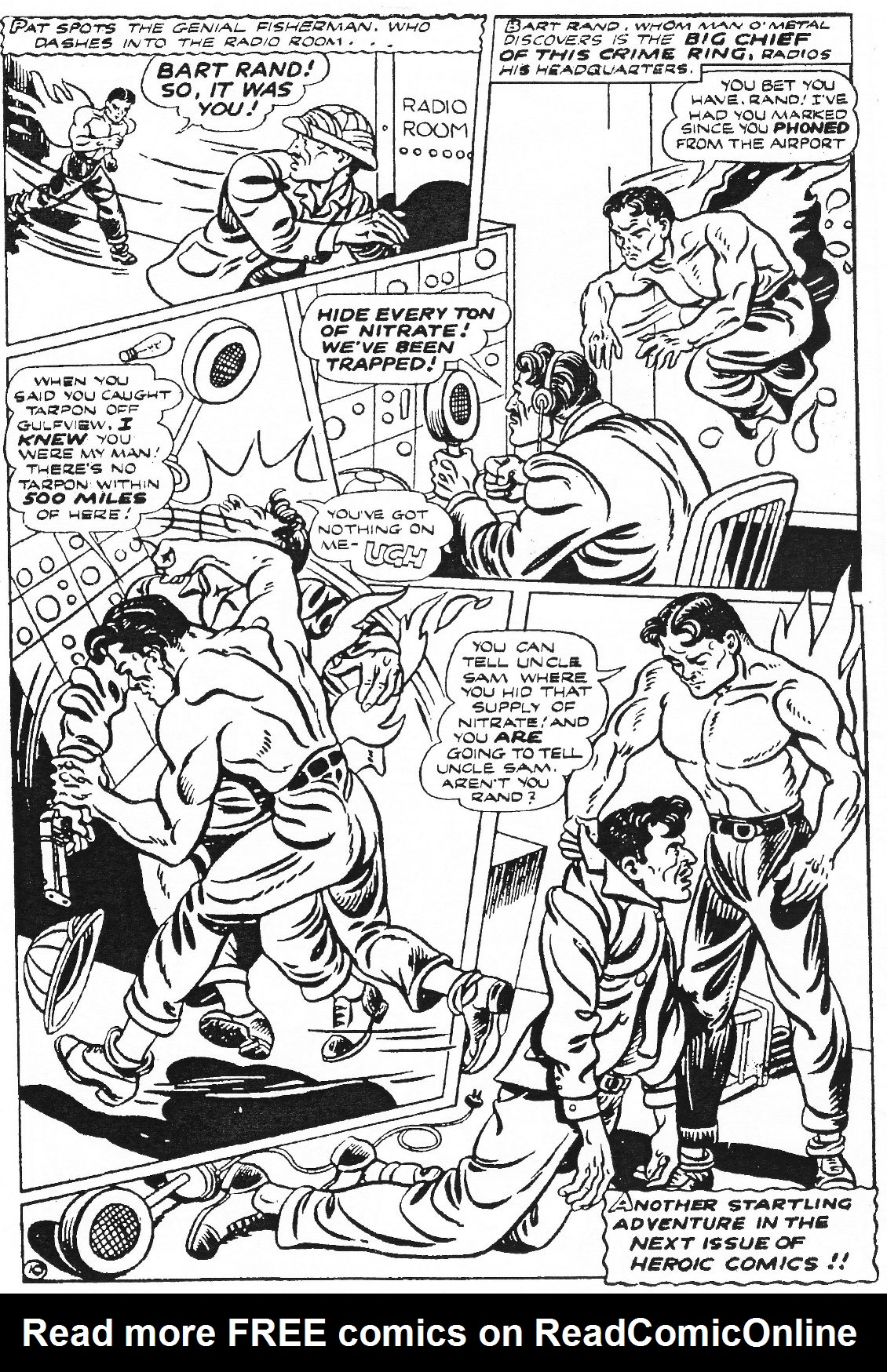 Read online Men of Mystery Comics comic -  Issue #77 - 50