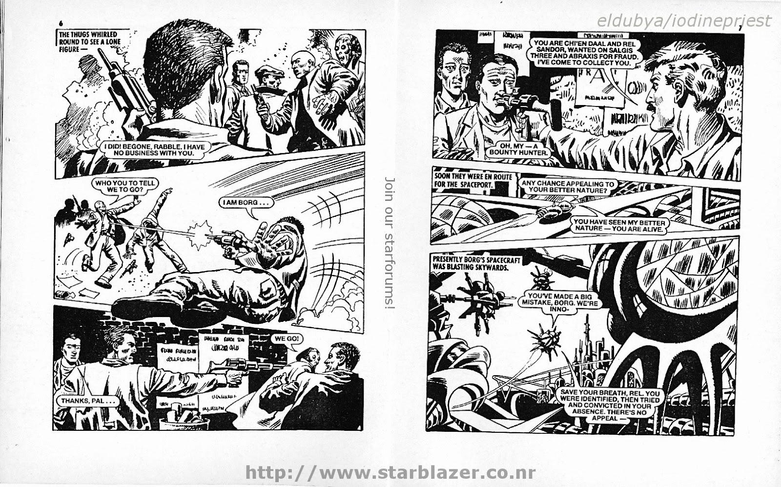 Starblazer issue 208 - Page 5