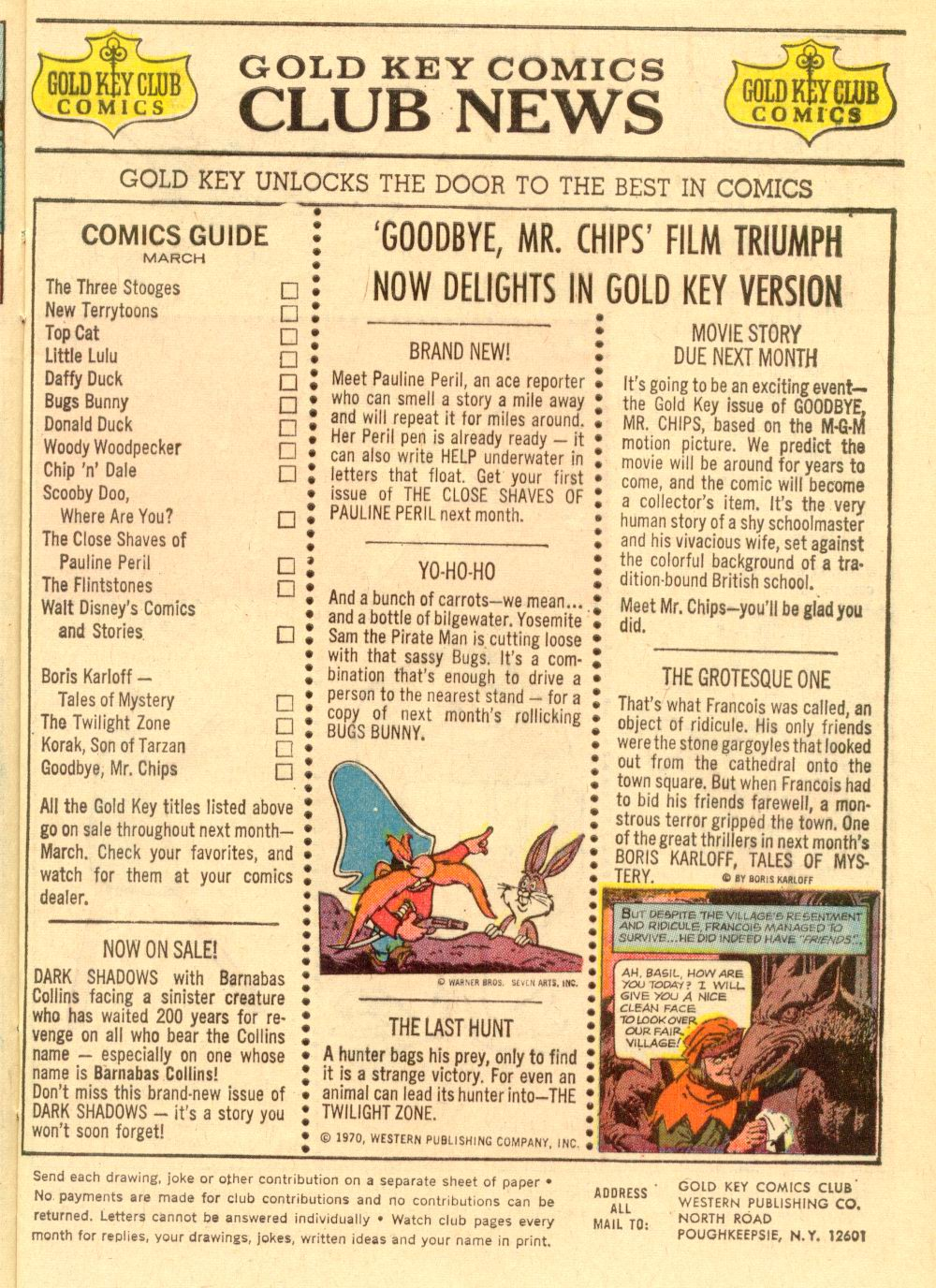 Walt Disney's Comics and Stories issue 355 - Page 17