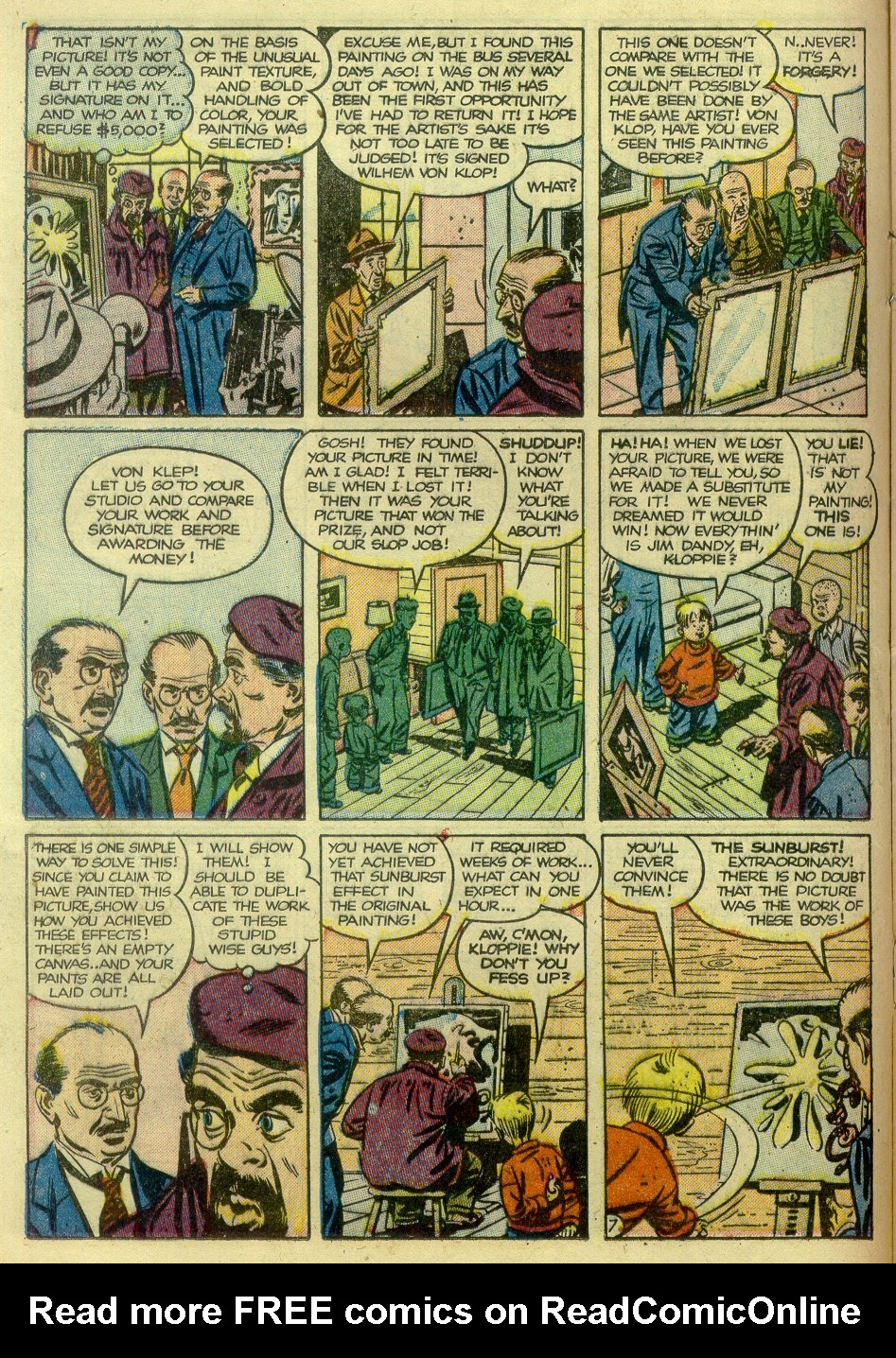 Daredevil (1941) issue 108 - Page 16