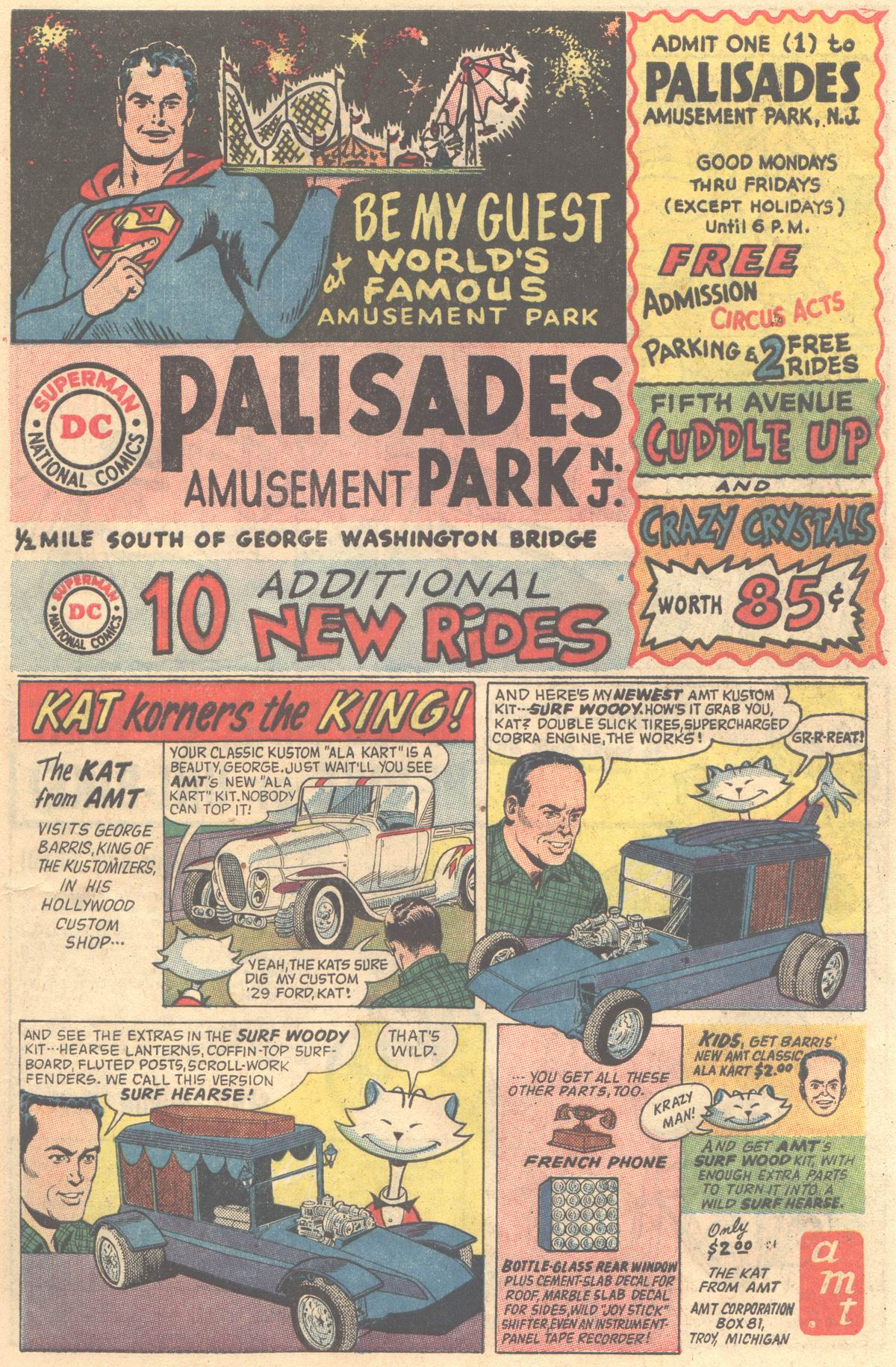 Read online Adventure Comics (1938) comic -  Issue #337 - 11