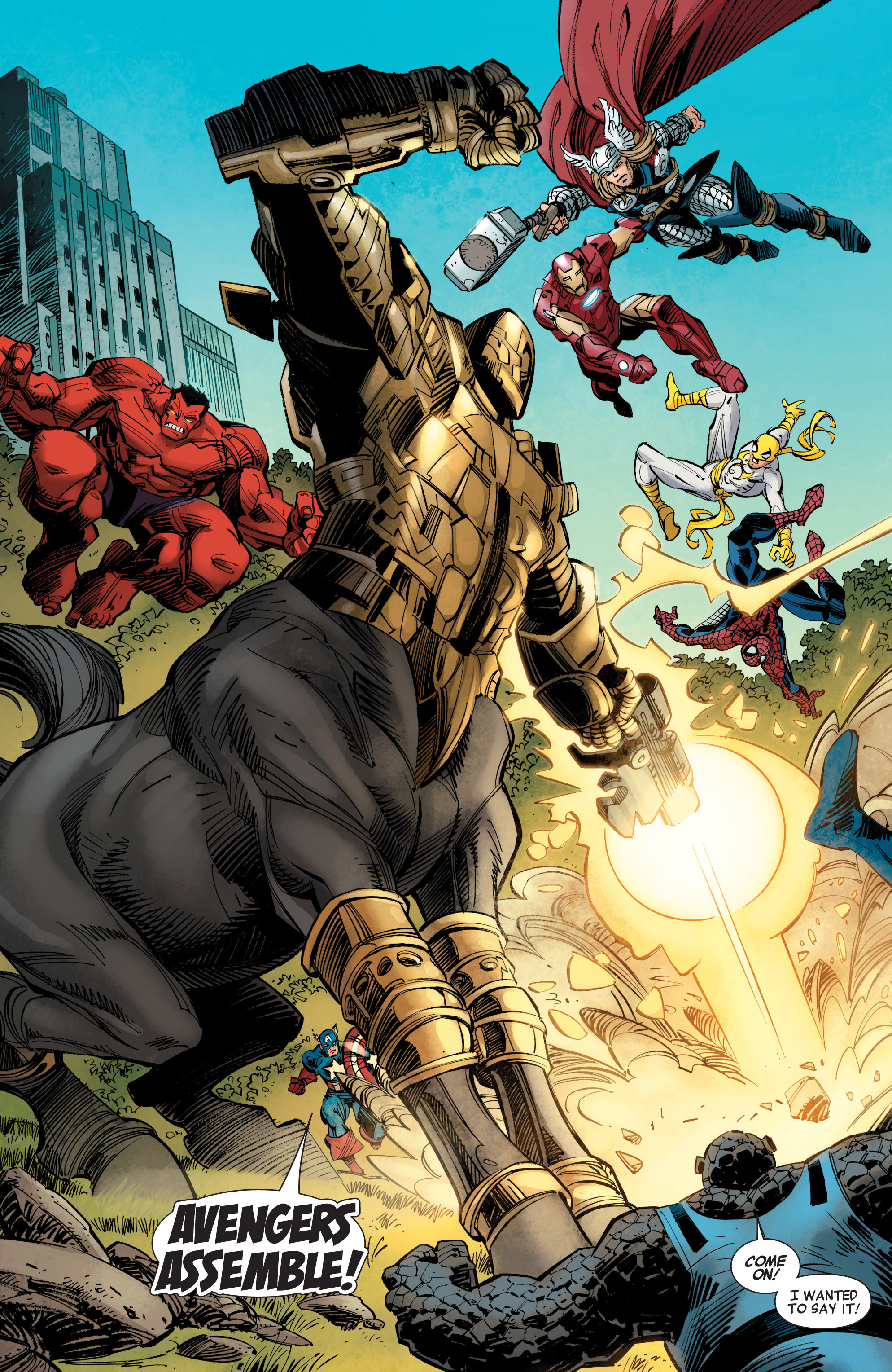 Read online Avengers (2010) comic -  Issue #34 - 24