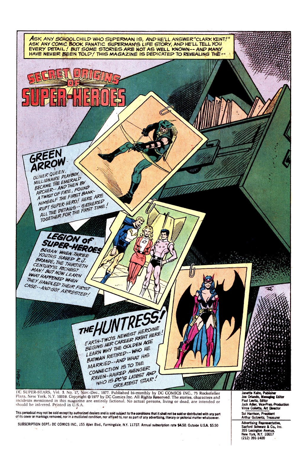 DC Super Stars issue 17 - Page 3