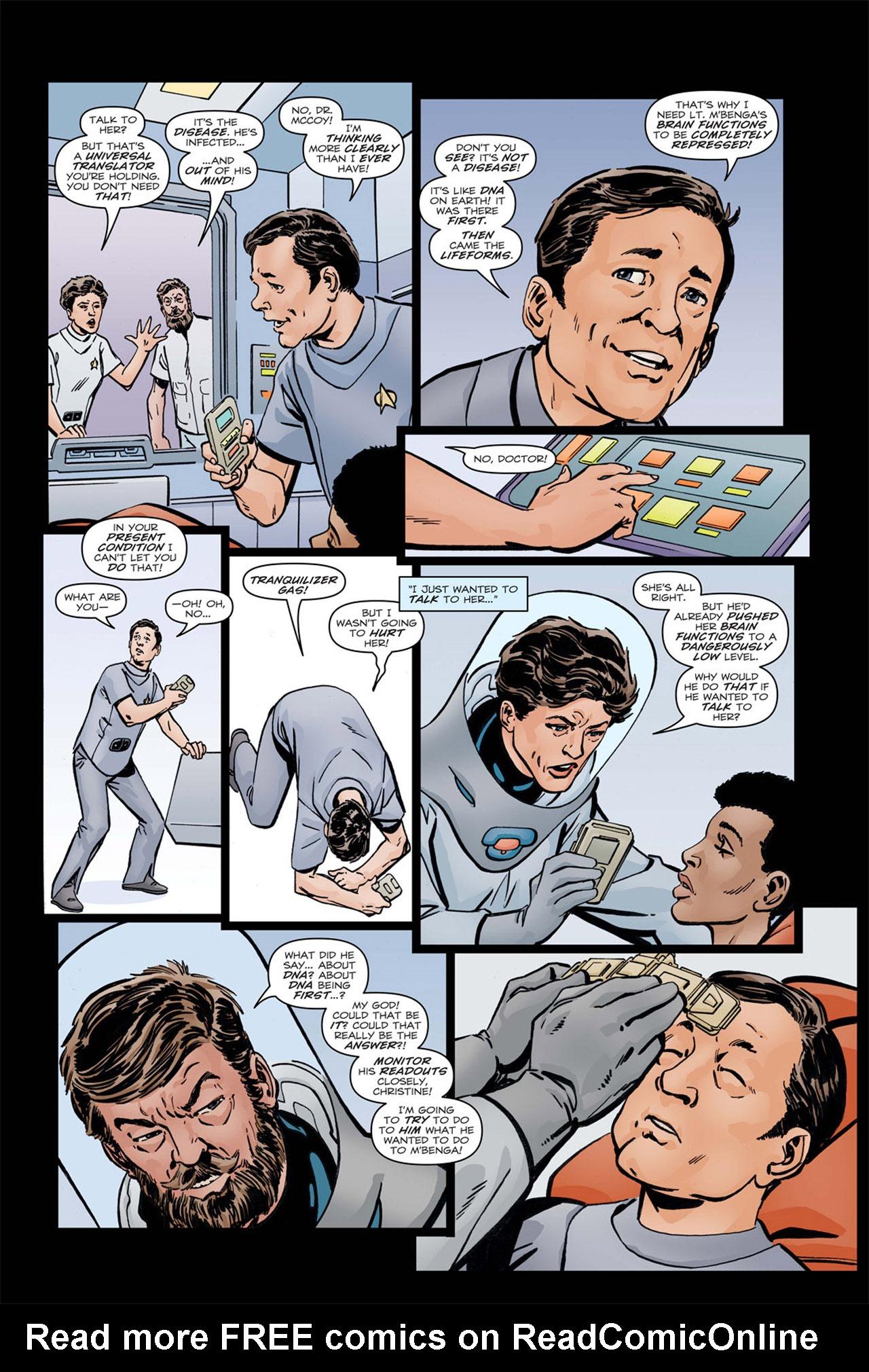 Read online Star Trek: Leonard McCoy, Frontier Doctor comic -  Issue #4 - 13