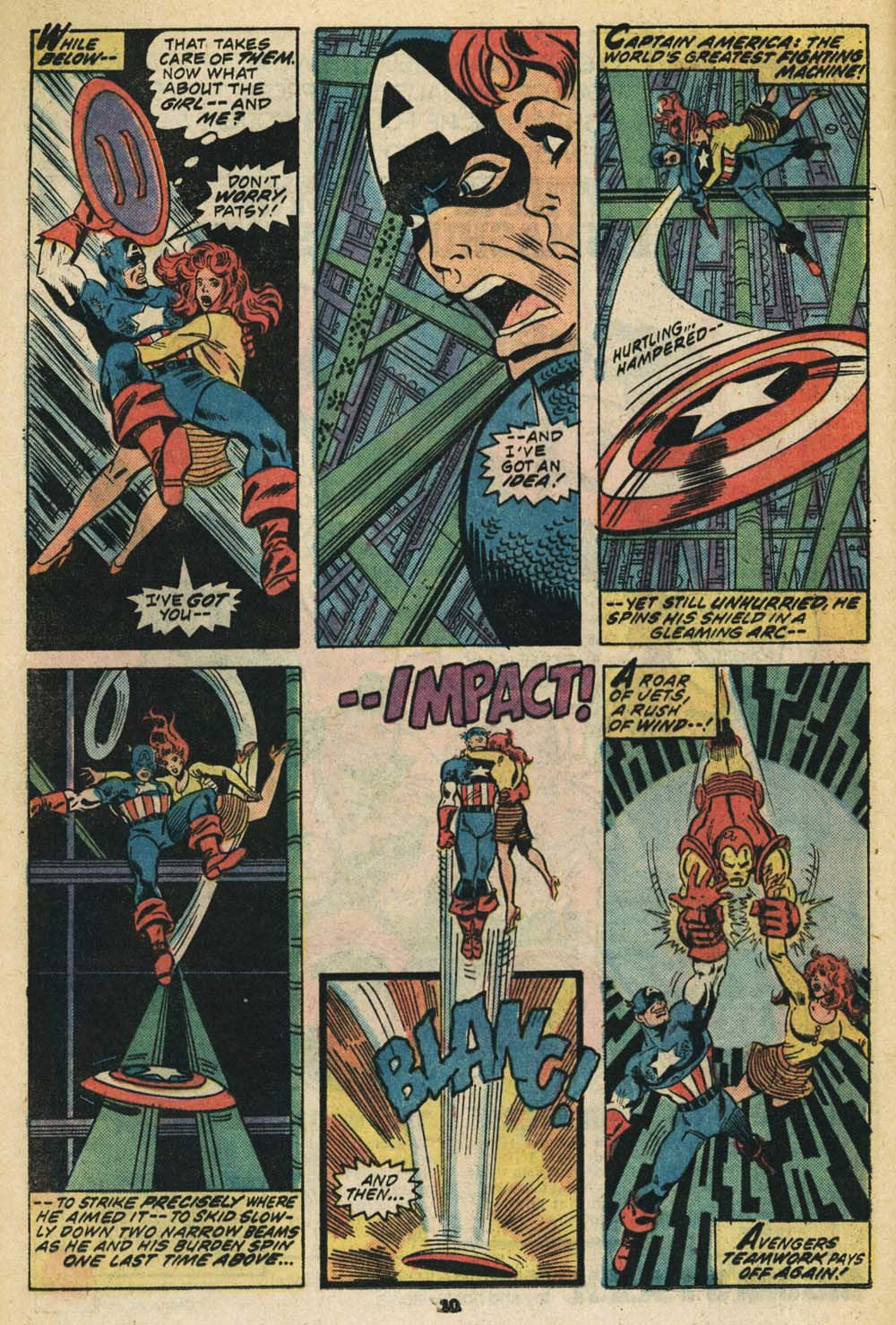 The Avengers (1963) 144 Page 6