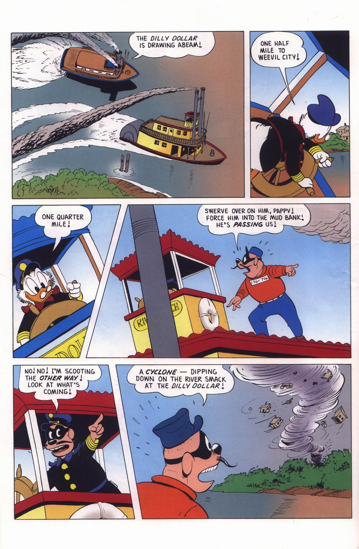 Read online Uncle Scrooge (1953) comic -  Issue #313 - 62
