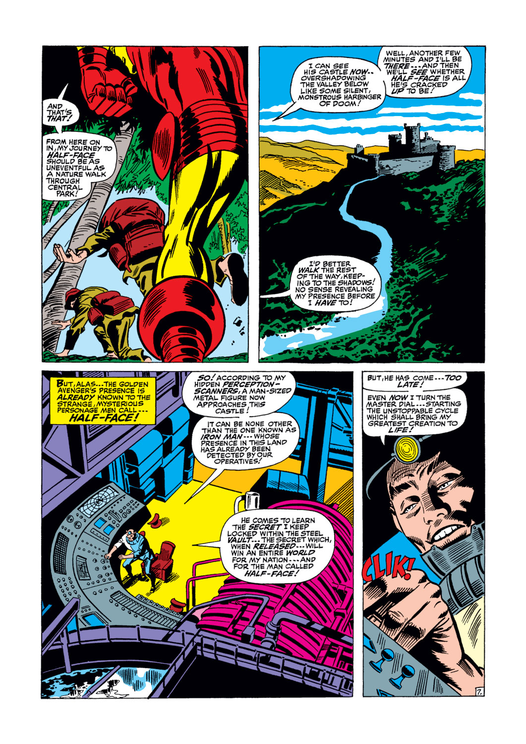 Tales of Suspense (1959) issue 92 - Page 8