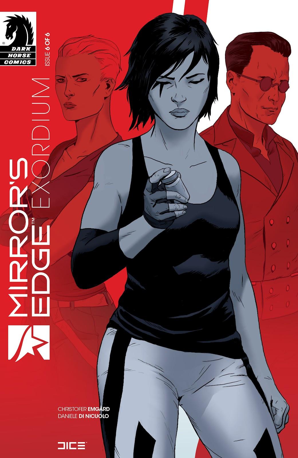 Mirror's Edge: Exordium issue 6 - Page 1