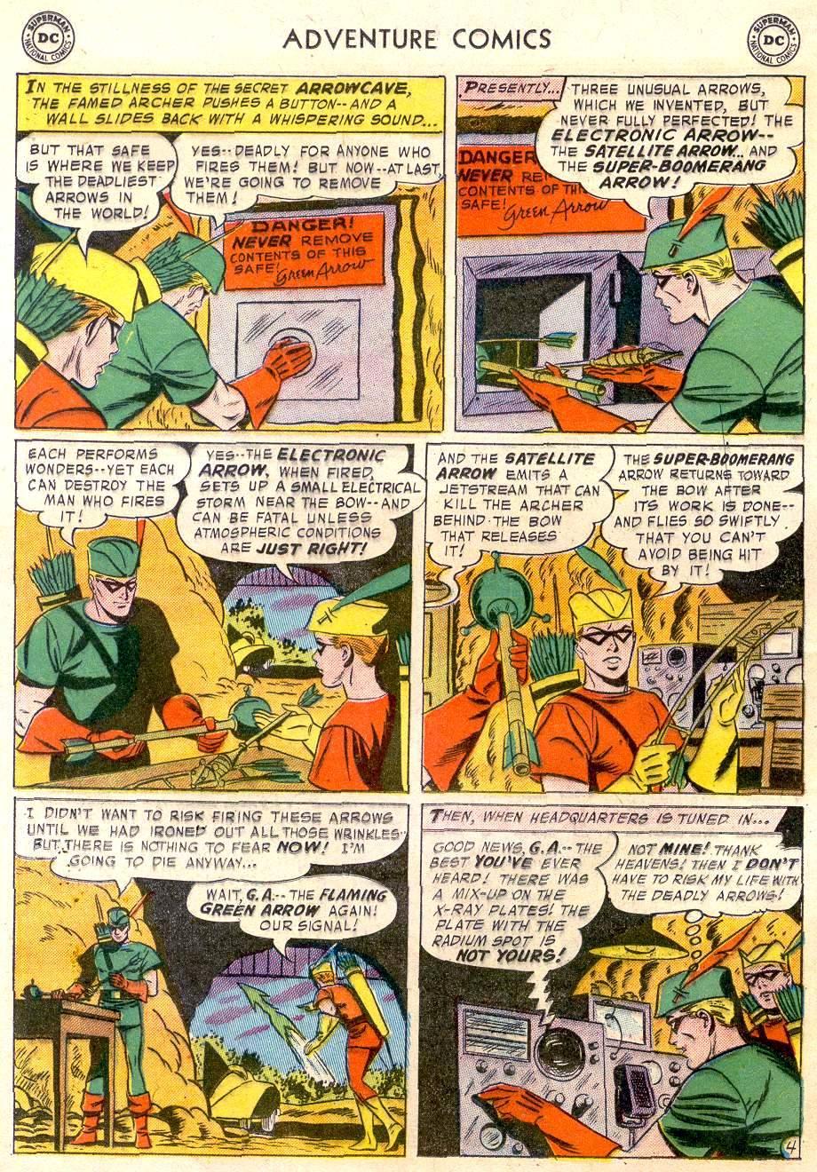 Read online Adventure Comics (1938) comic -  Issue #248 - 18