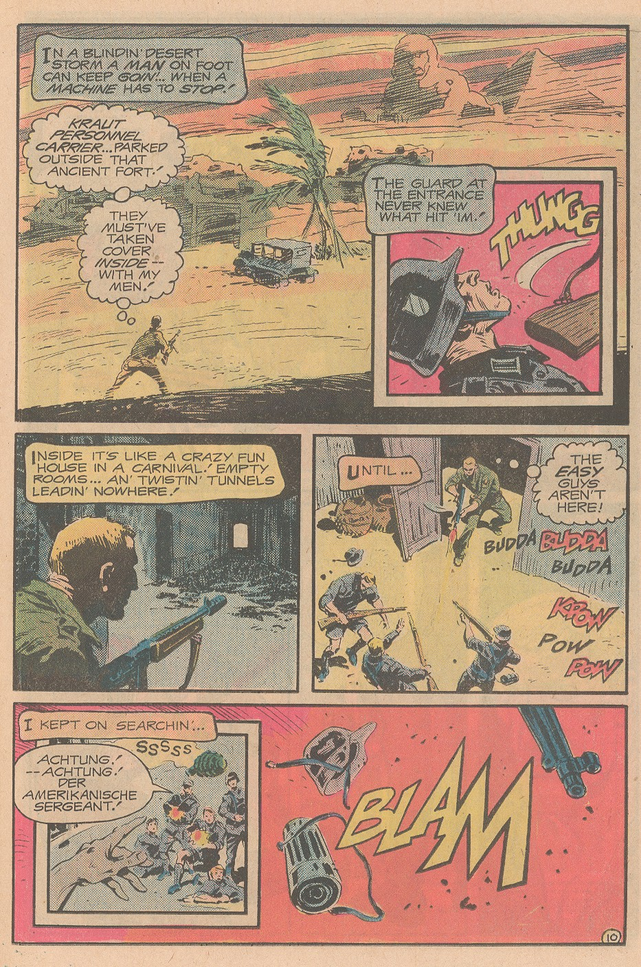 Sgt. Rock issue 351 - Page 11