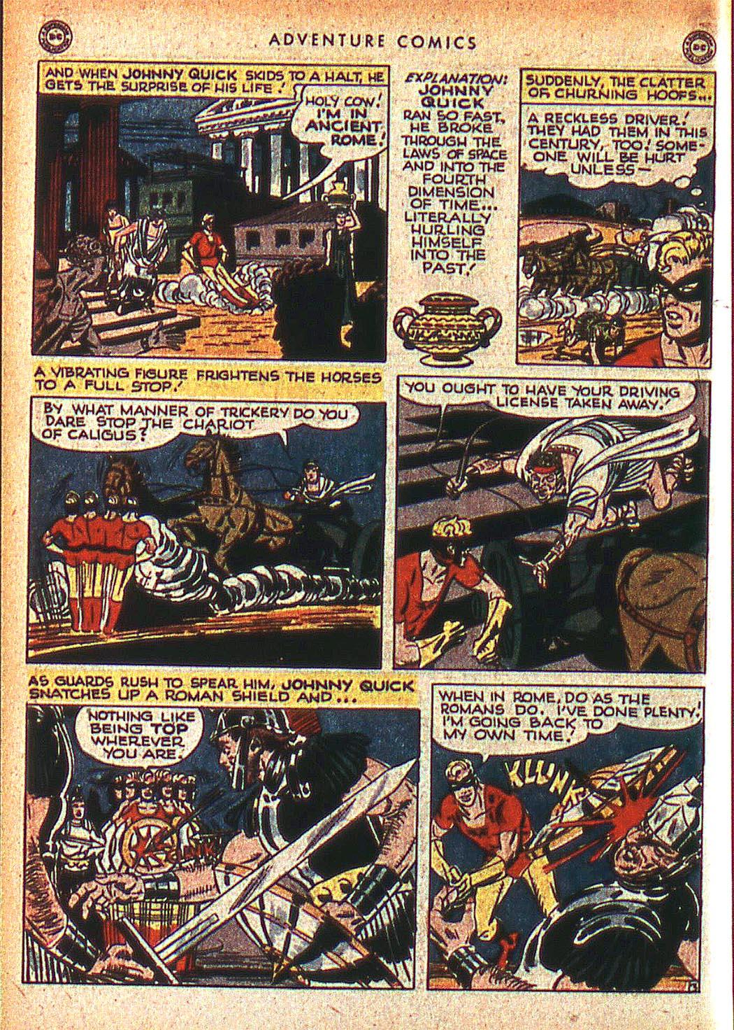 Read online Adventure Comics (1938) comic -  Issue #125 - 45