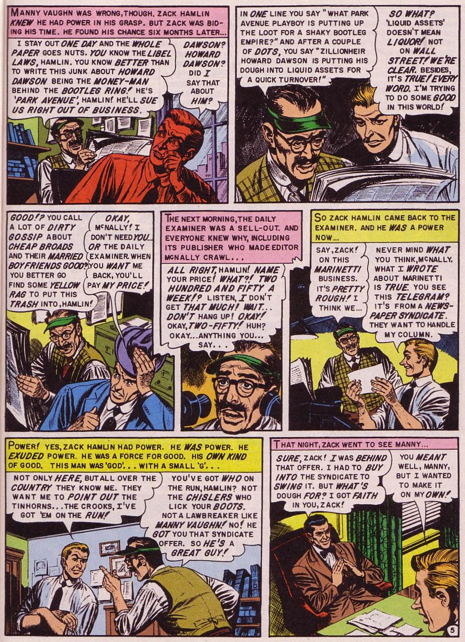 Read online Shock SuspenStories comic -  Issue #16 - 27