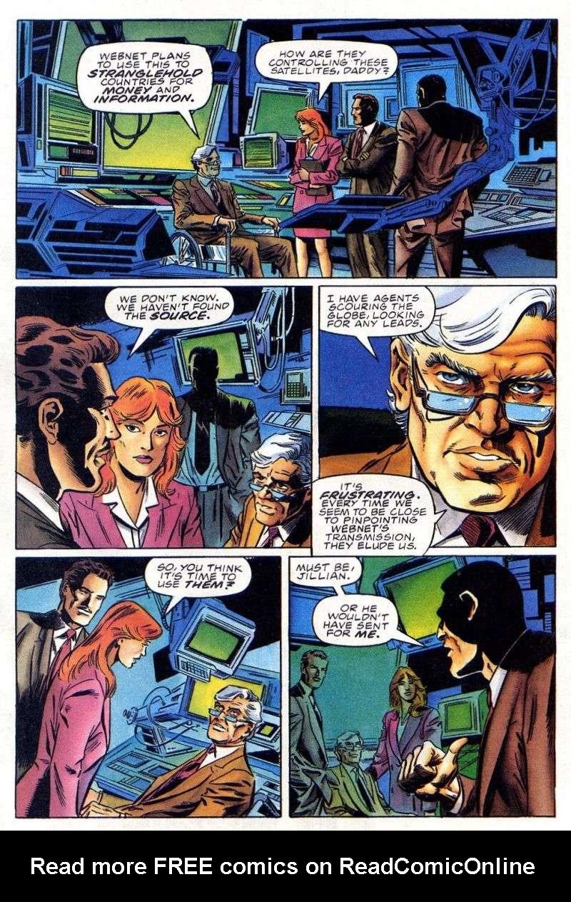 Read online Secret Weapons comic -  Issue #11 - 9