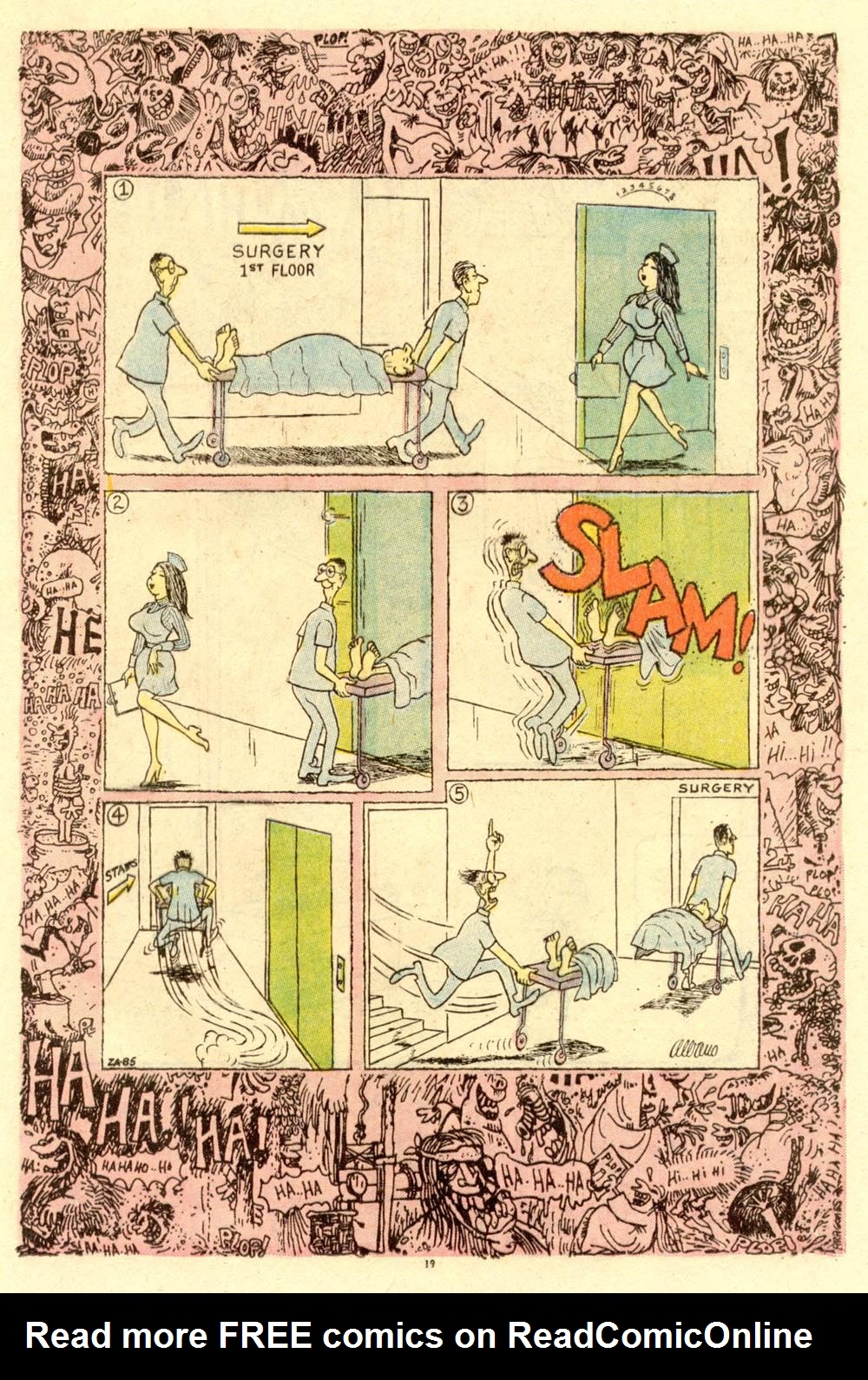 Read online Plop! comic -  Issue #1 - 21