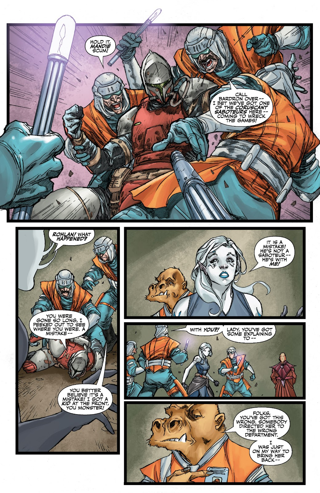 Read online Star Wars Legends: The Old Republic - Epic Collection comic -  Issue # TPB 3 (Part 1) - 48