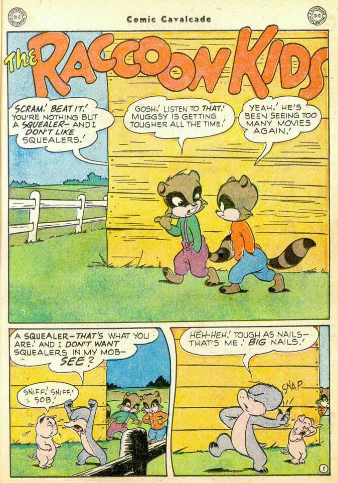 Comic Cavalcade issue 35 - Page 17