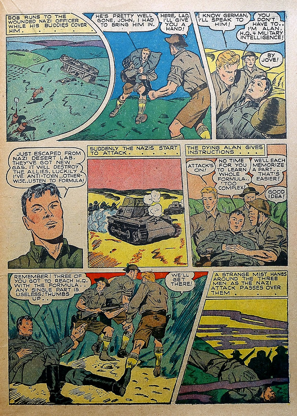 Our Flag Comics issue 5 - Page 32