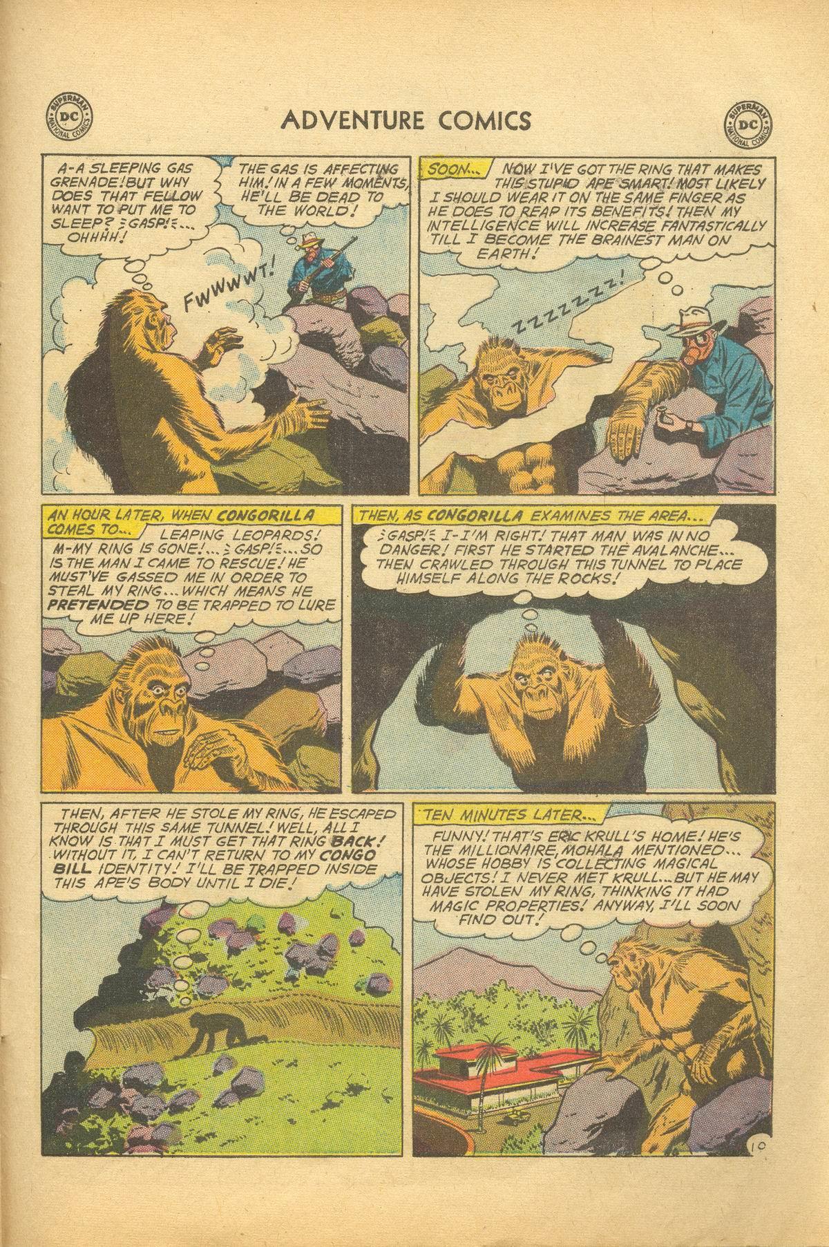 Read online Adventure Comics (1938) comic -  Issue #281 - 27