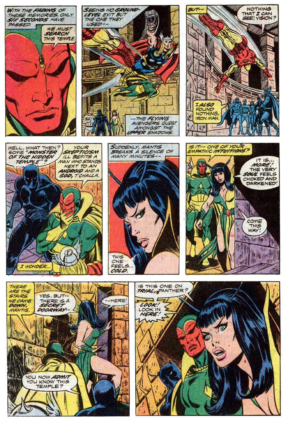The Avengers (1963) 124 Page 4