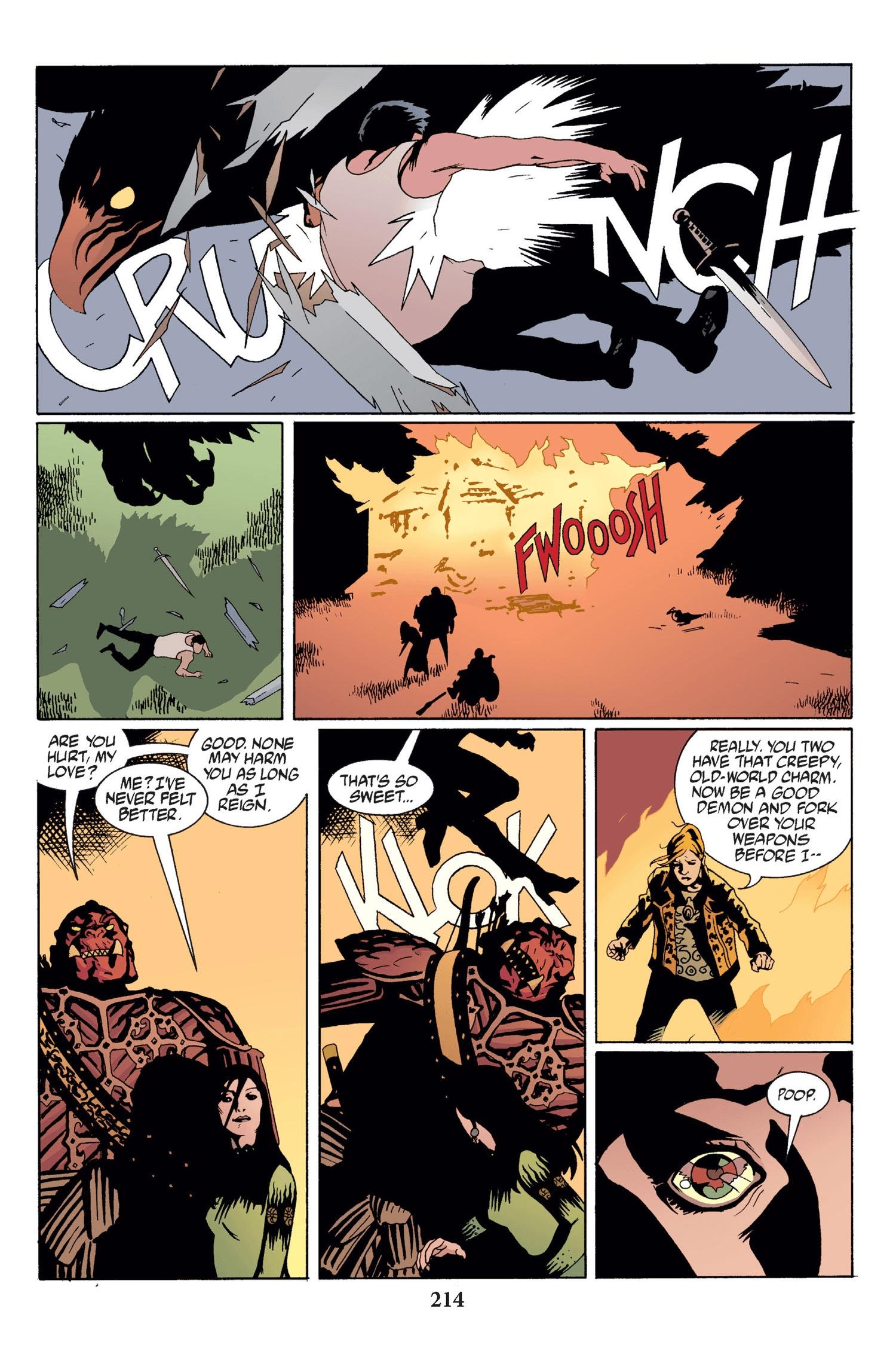 Read online Buffy the Vampire Slayer: Omnibus comic -  Issue # TPB 2 - 208
