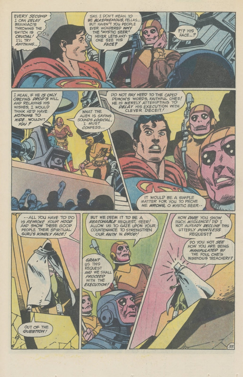 Read online Superman Special (1983) comic -  Issue #2 - 38