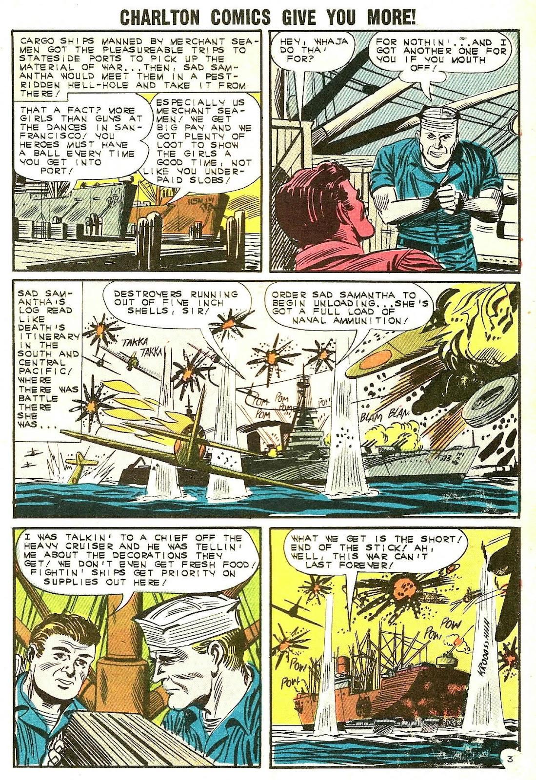 Read online Fightin' Navy comic -  Issue #107 - 23