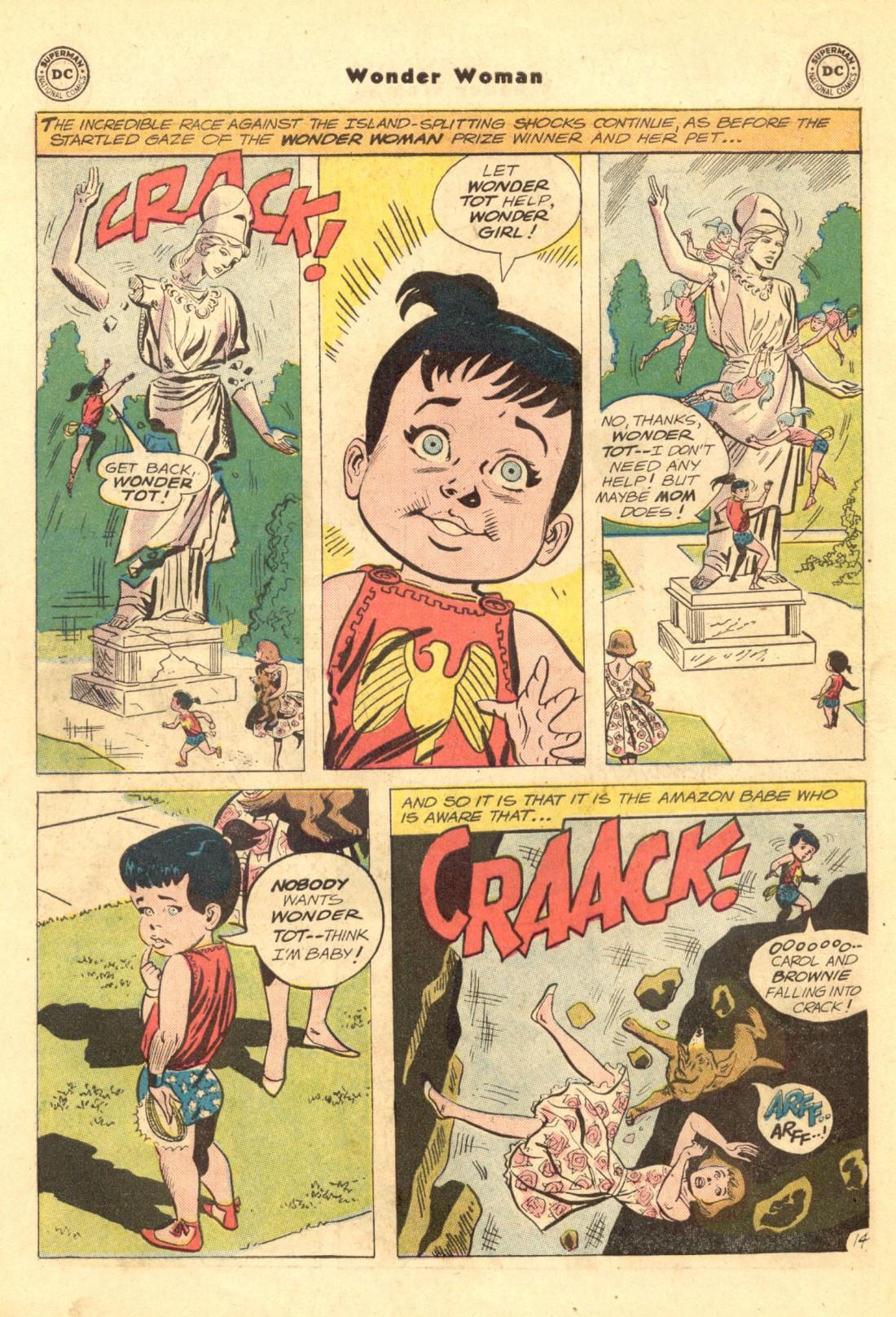 Read online Wonder Woman (1942) comic -  Issue #135 - 18