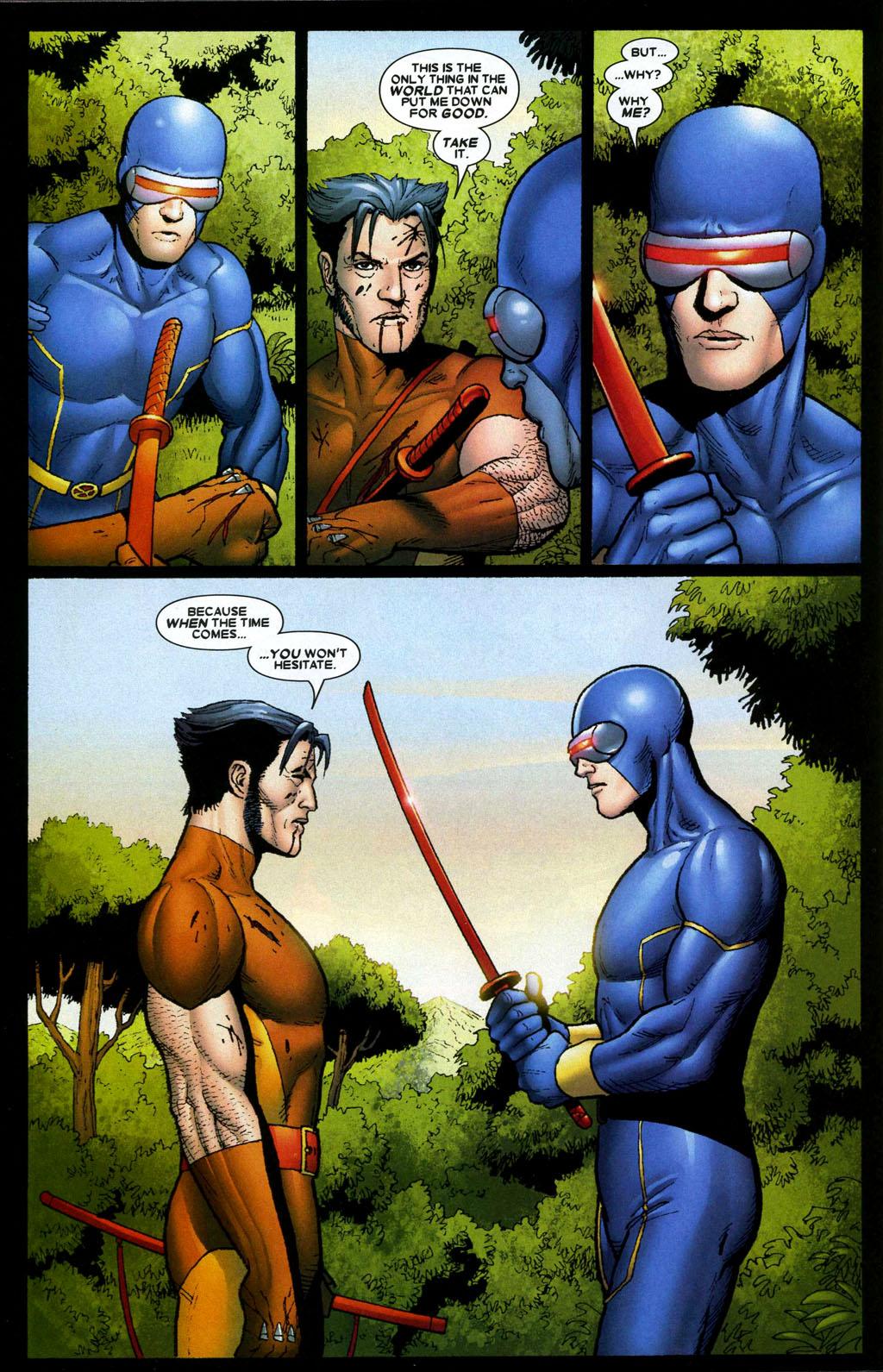 Read online Wolverine: Origins comic -  Issue #5 - 22