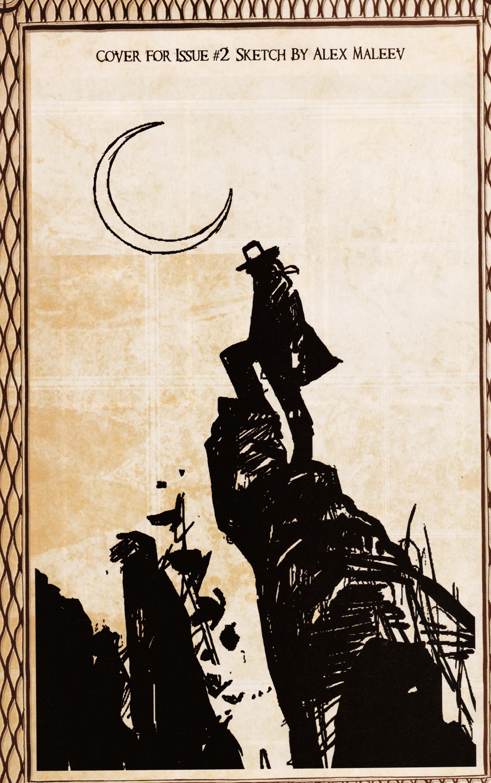 Read online Dark Tower: The Gunslinger - The Man in Black comic -  Issue #2 - 29