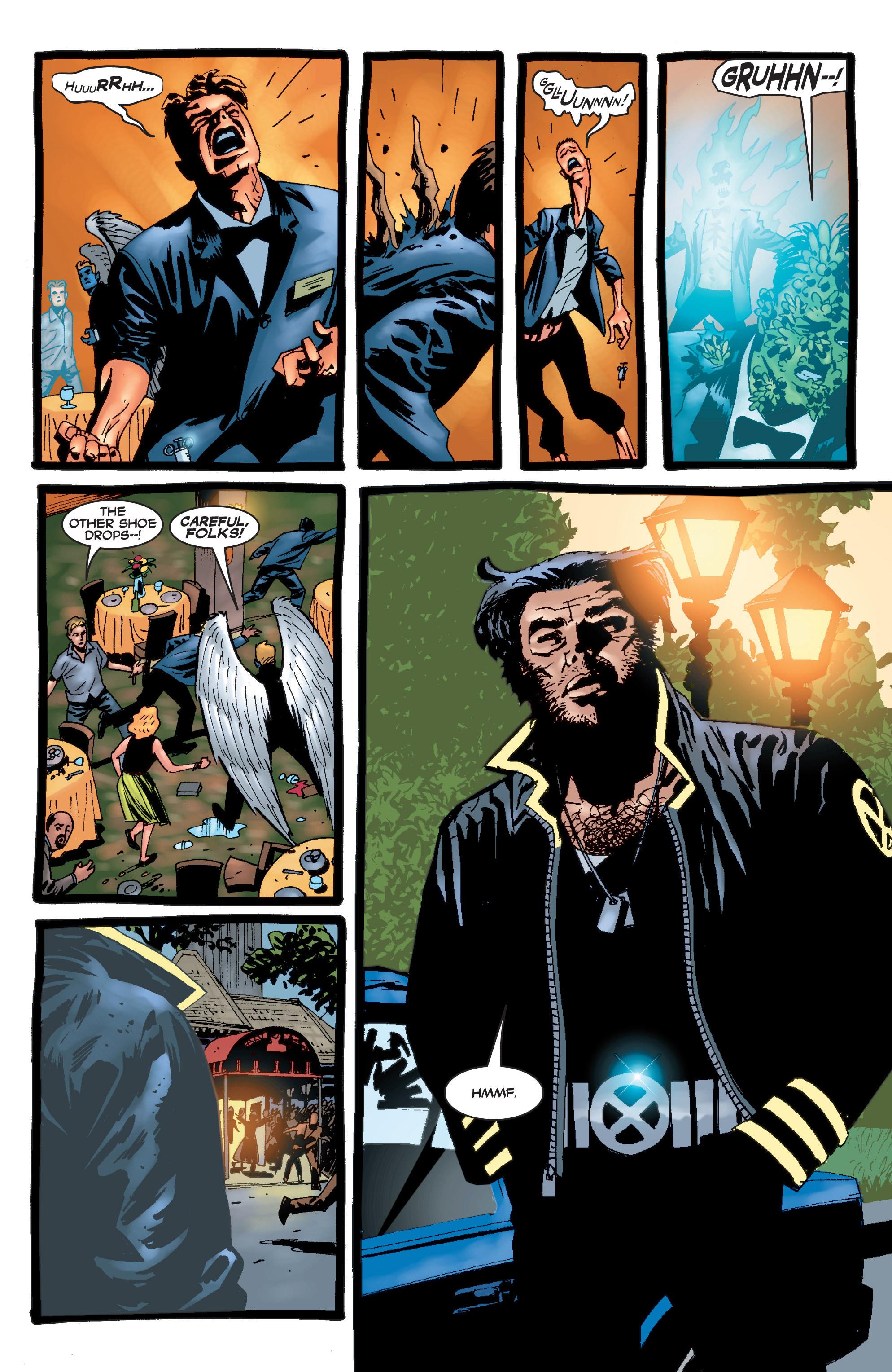 Read online Uncanny X-Men (1963) comic -  Issue #409 - 19