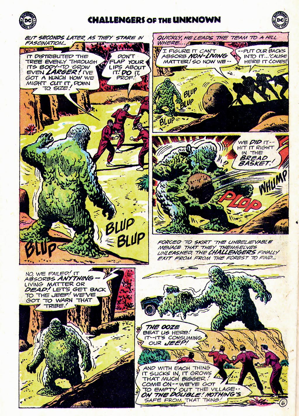 Challengers of the Unknown (1958) issue 38 - Page 8