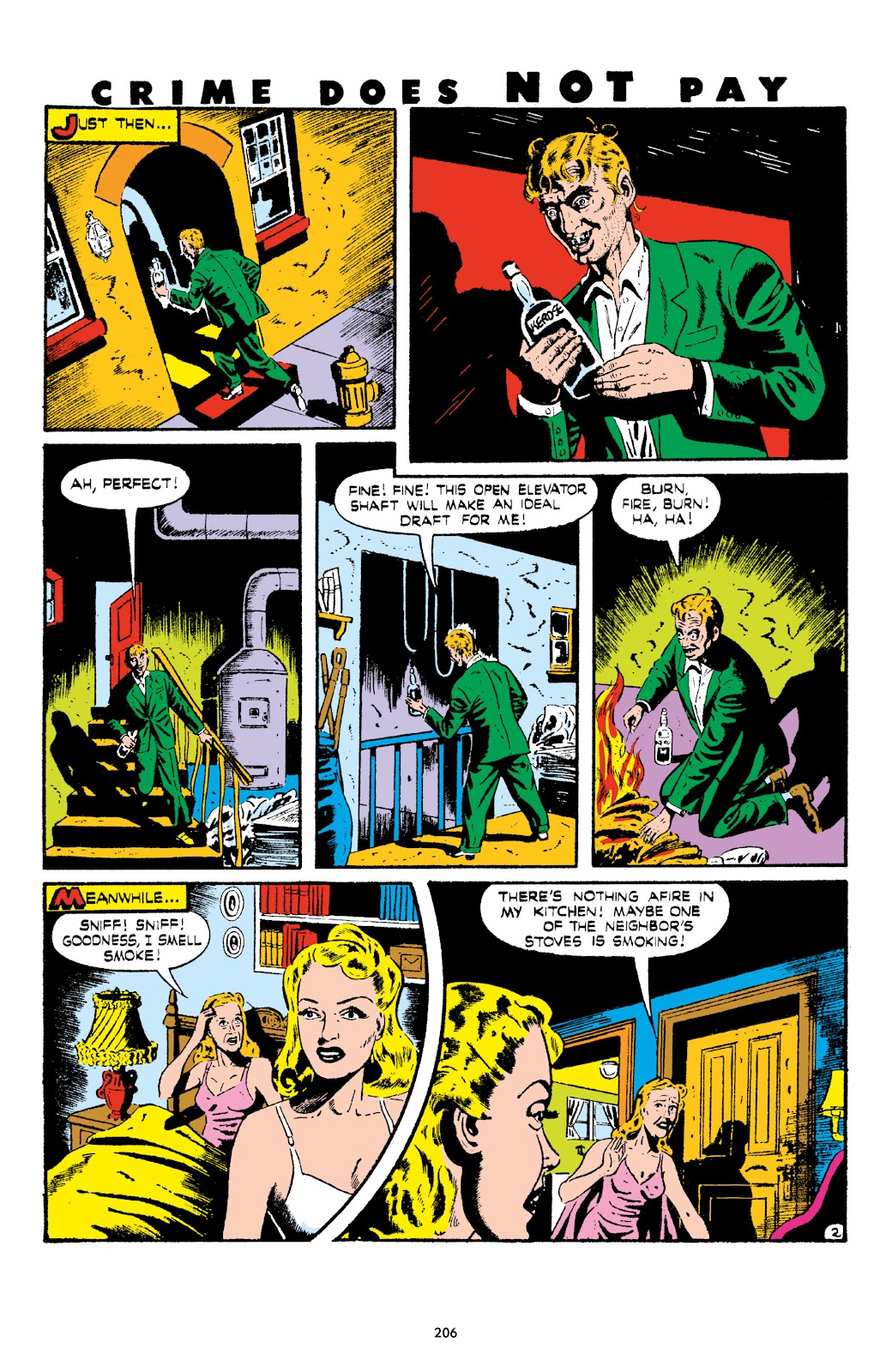 Read online Crime Does Not Pay Archives comic -  Issue # TPB 6 (Part 3) - 7