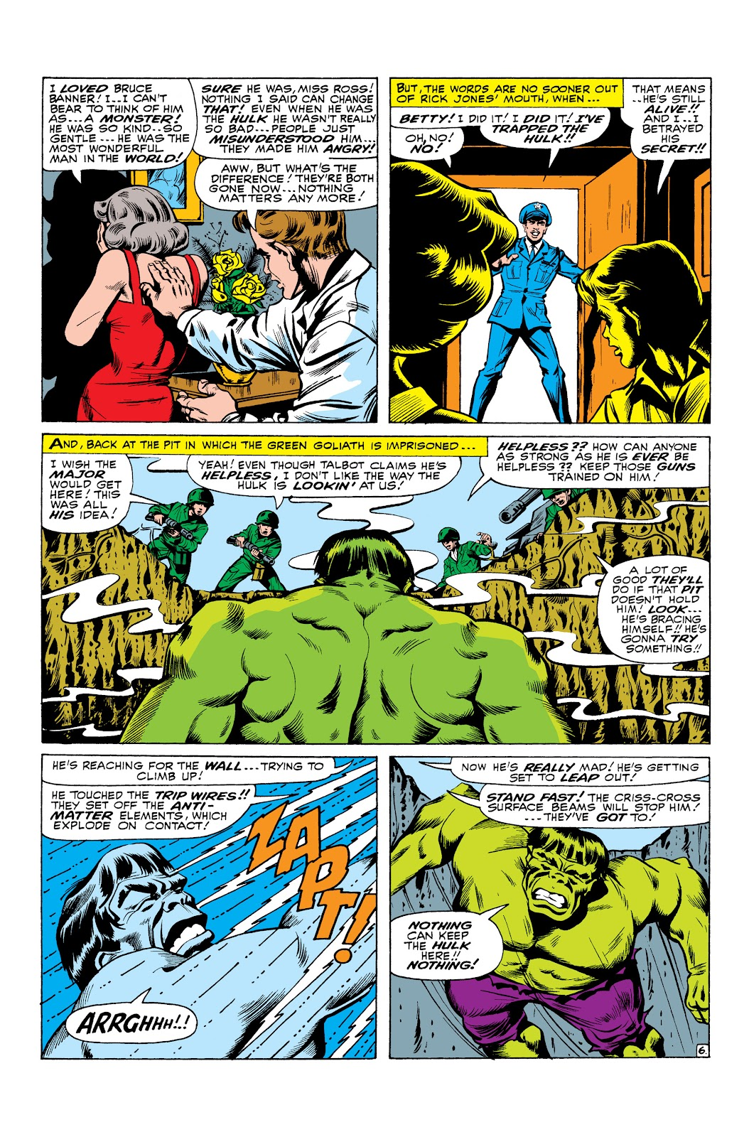 Read online Marvel Masterworks: The Incredible Hulk comic -  Issue # TPB 2 (Part 3) - 28