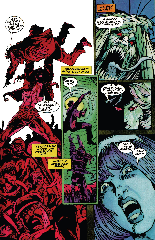 Read online Shadowman (1992) comic -  Issue #32 - 21