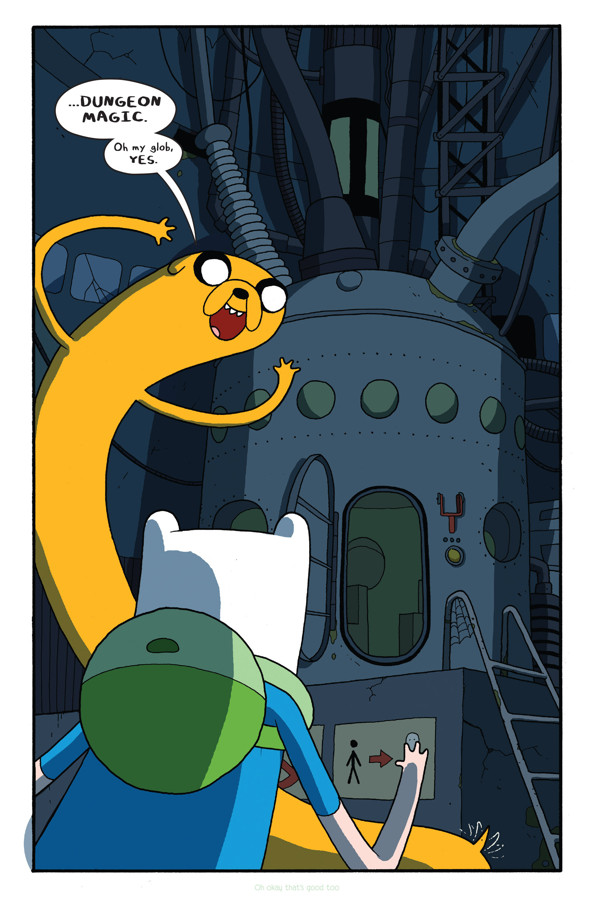 Read online Adventure Time comic -  Issue #26 - 18