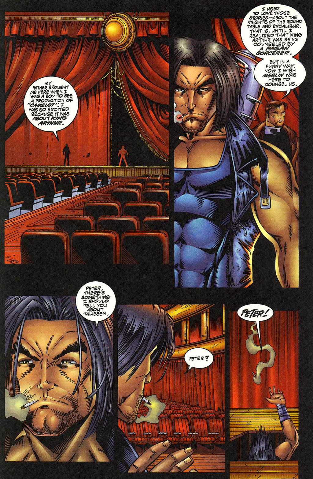 Read online Avengelyne (1996) comic -  Issue #12 - 7