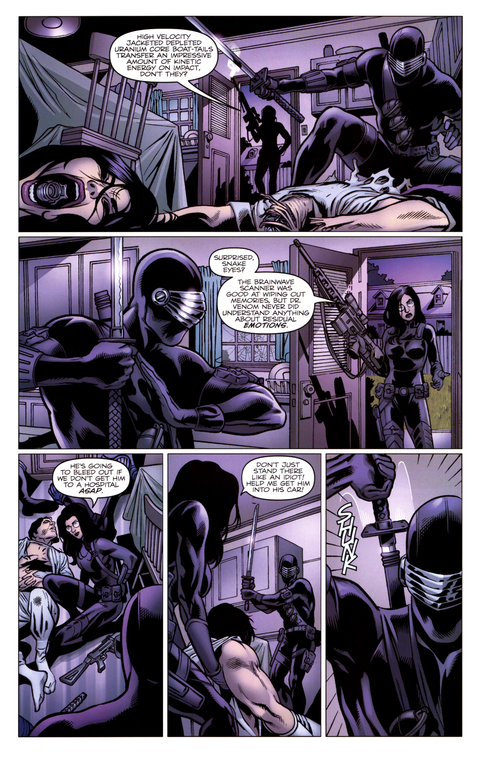 G.I. Joe: A Real American Hero 176 Page 23